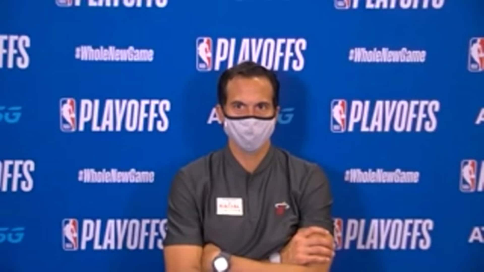 Coach Spo On Advancing To The Conference Finals
