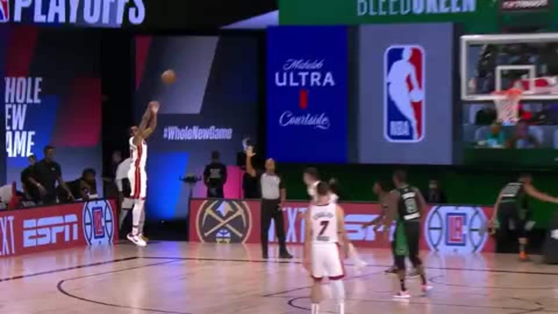 Dre Drains the Three