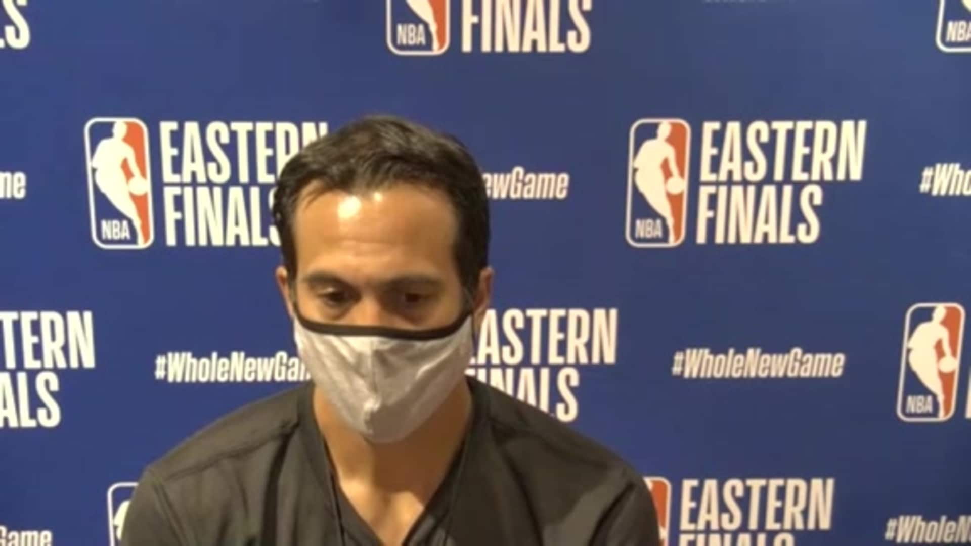 Coach Spo Ahead Of Game 2
