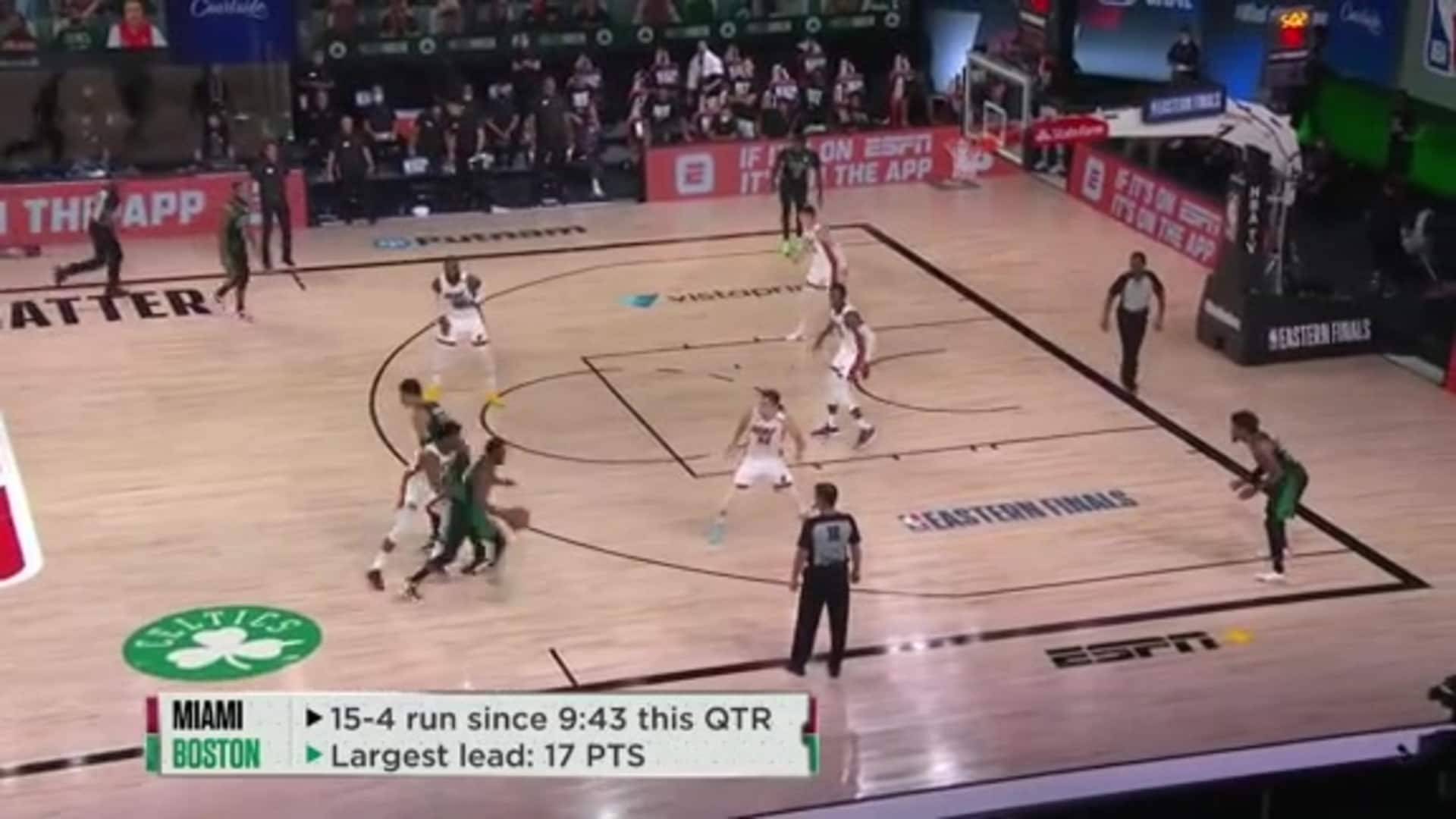 Celtics Game 2: Zone Defense 2