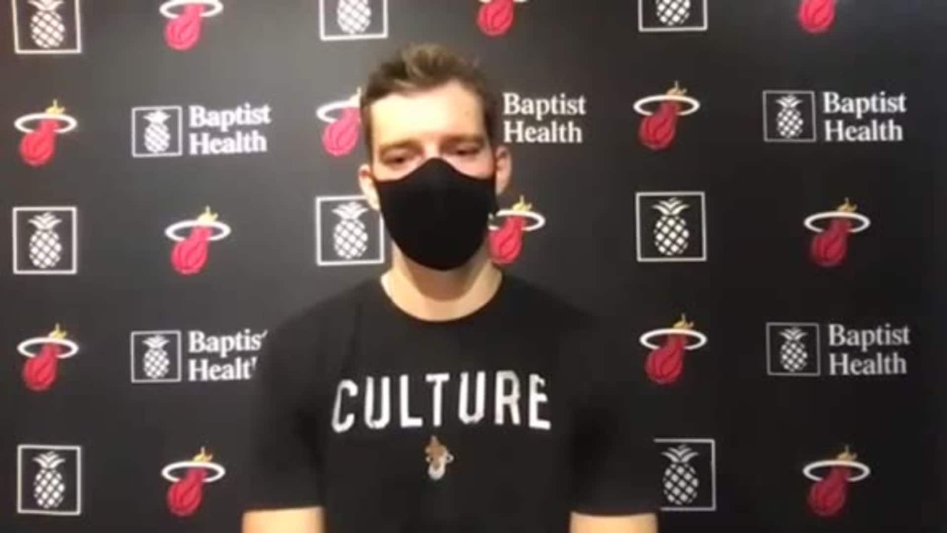 Dragic On His Dream Of Winning A Title With The HEAT