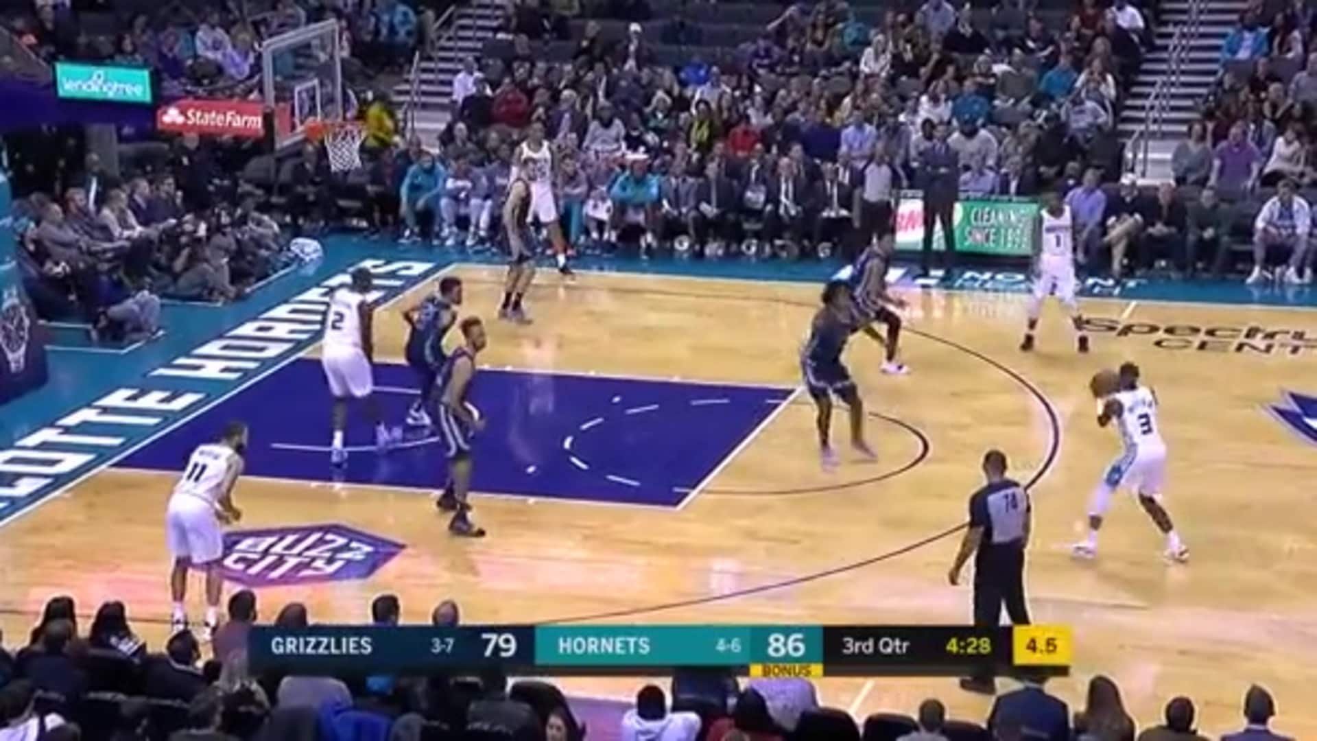 Hornets Highlights | Terry Rozier - 11/13/19