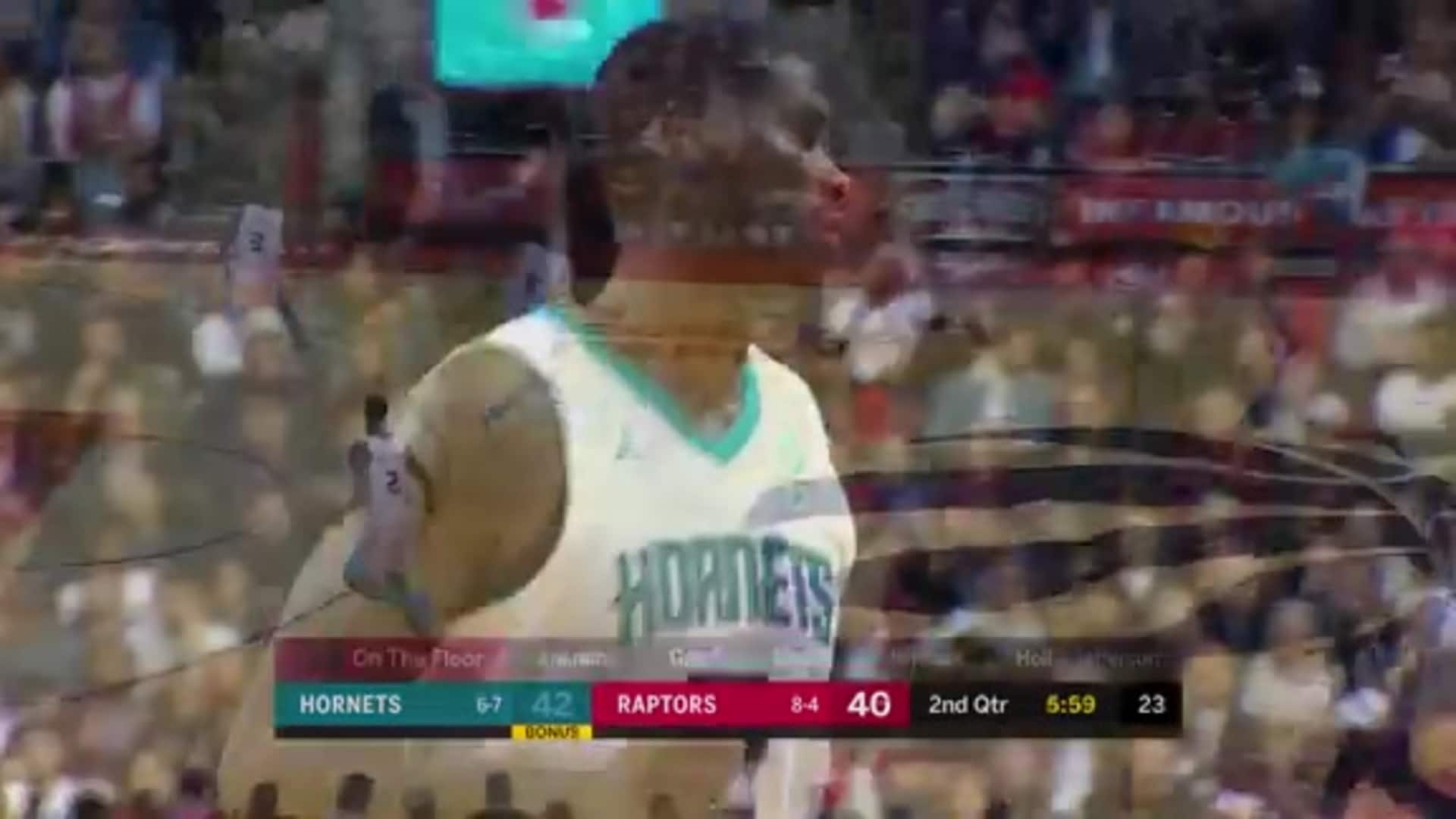 Hornets Highlights | Marvin Williams - 11/18/19