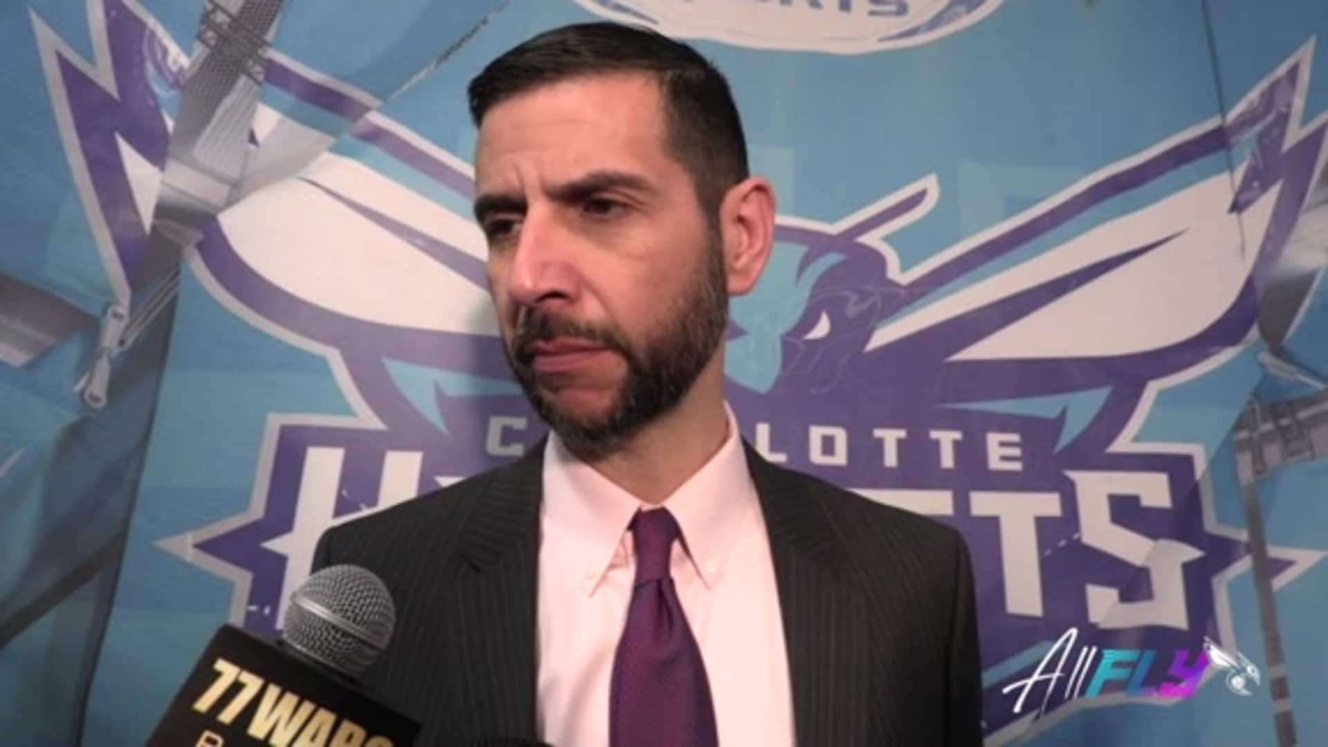 Hornets Postgame | James Borrego - 10/20/19