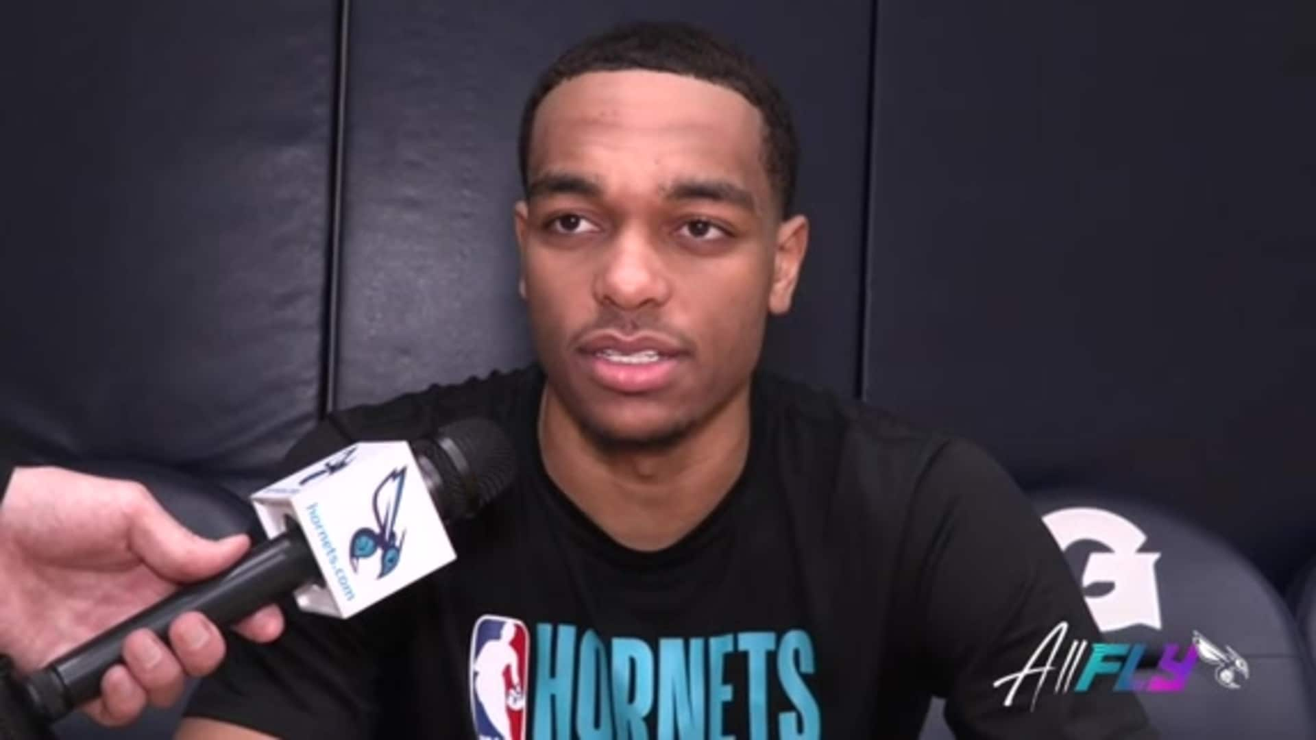 Hornets Shootaround | PJ Washington - 11/22/19