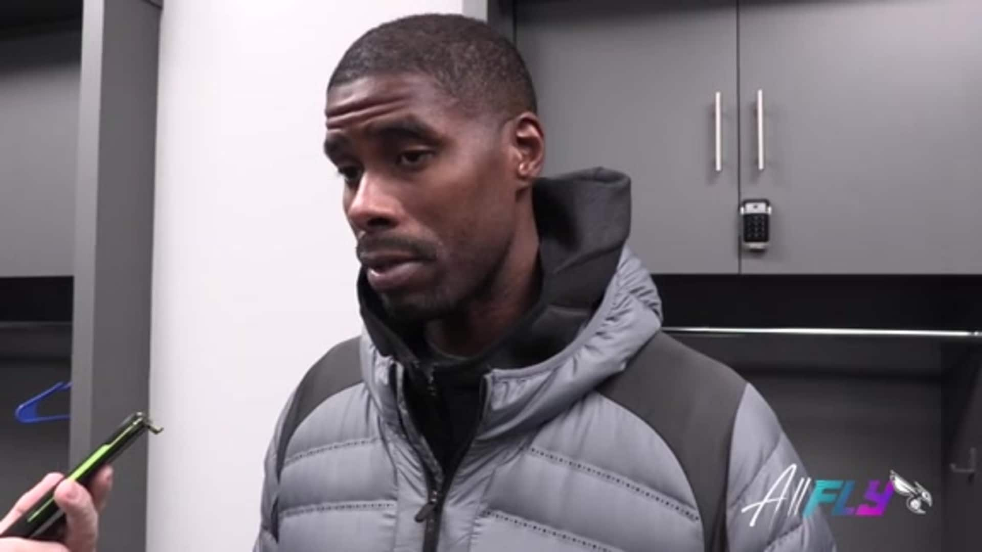 Hornets Postgame | Marvin Williams - 10/30/19