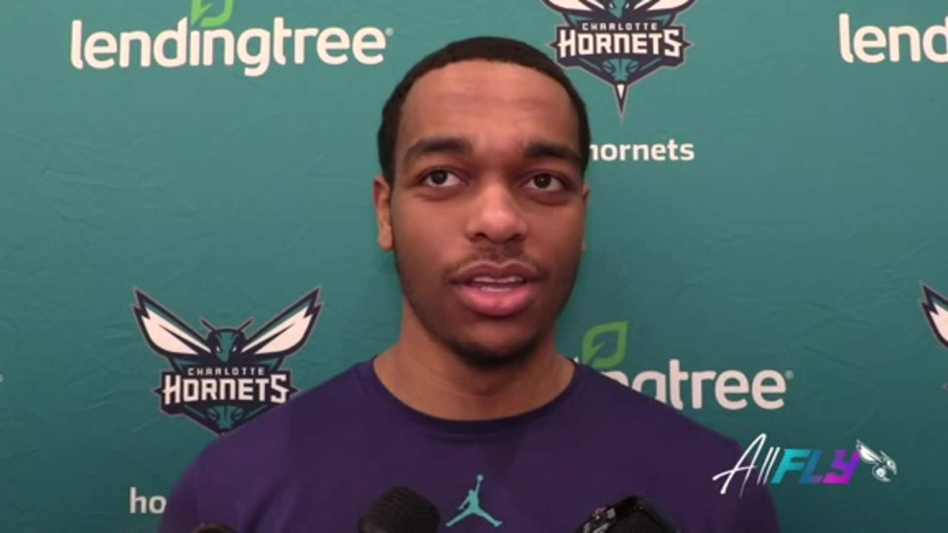 Hornets Practice | PJ Washington - 12/9/19