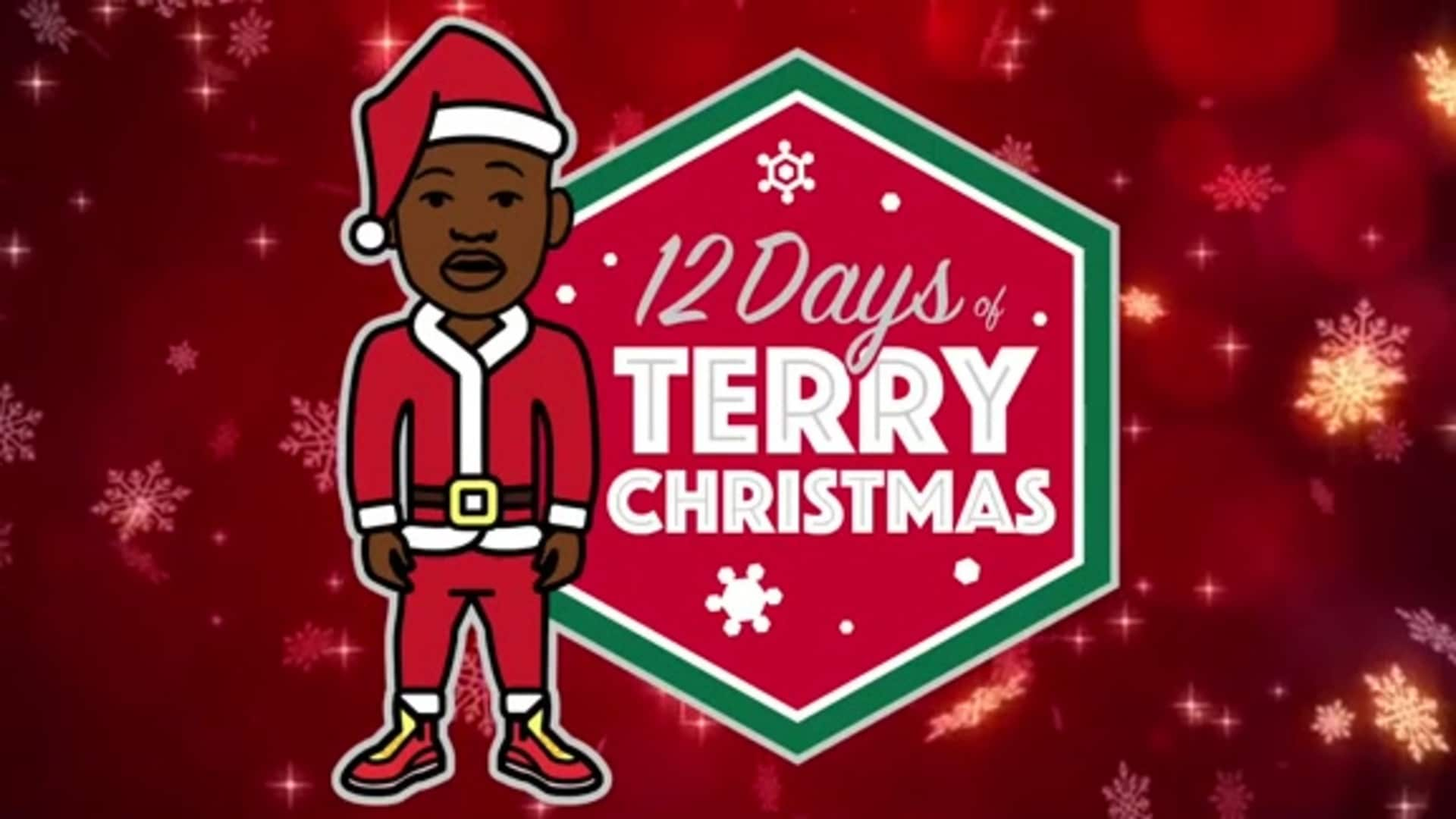 12 Days of Terry Christmas Recap - 12/21/19