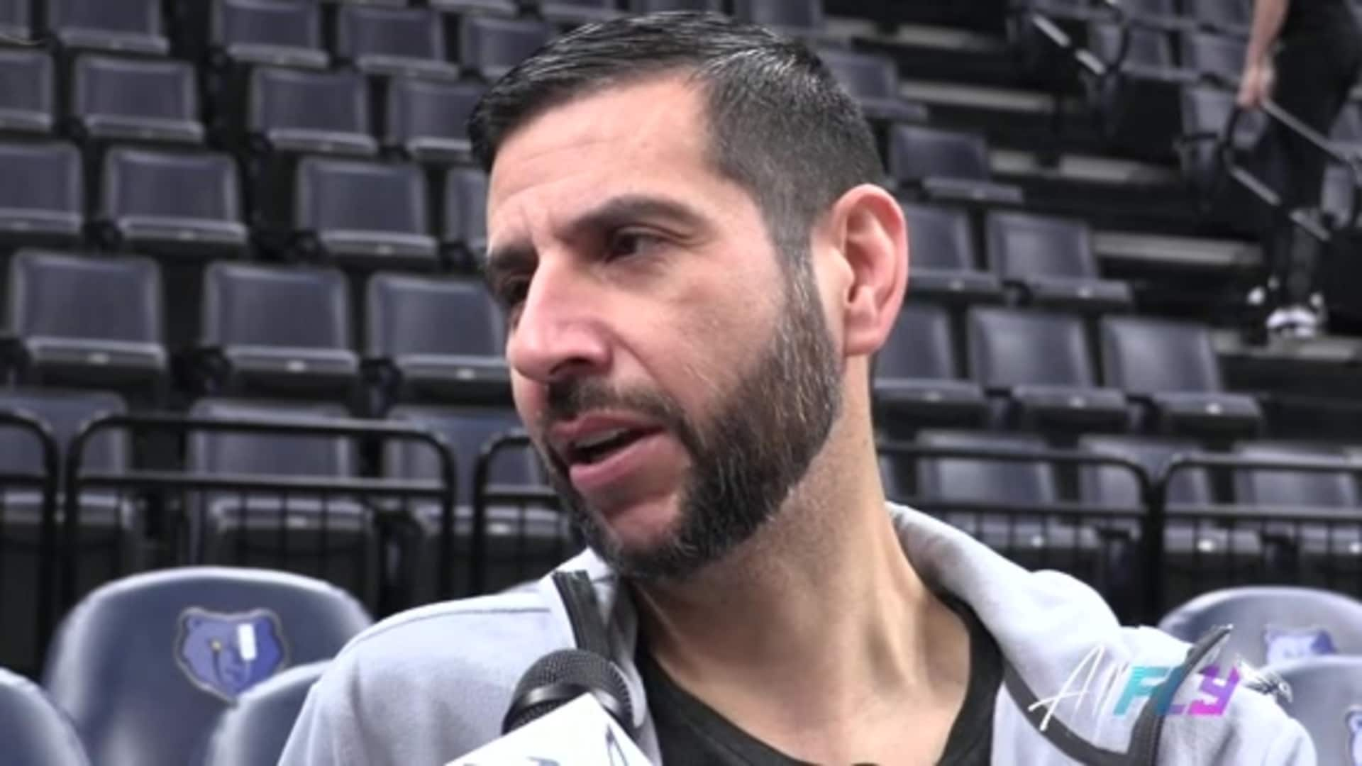 Hornets Shootaround | James Borrego - 12/29/19
