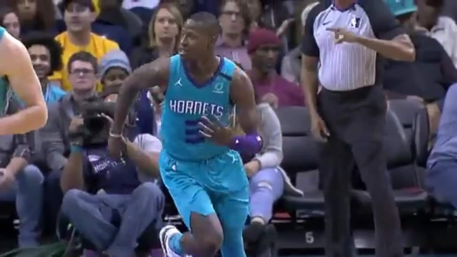 Hornets Highlights | Terry Rozier - 1/6/20