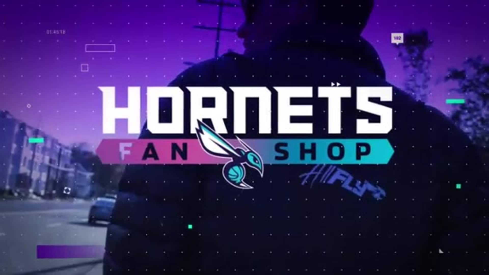 Welcome to the Hornets Fan Shop