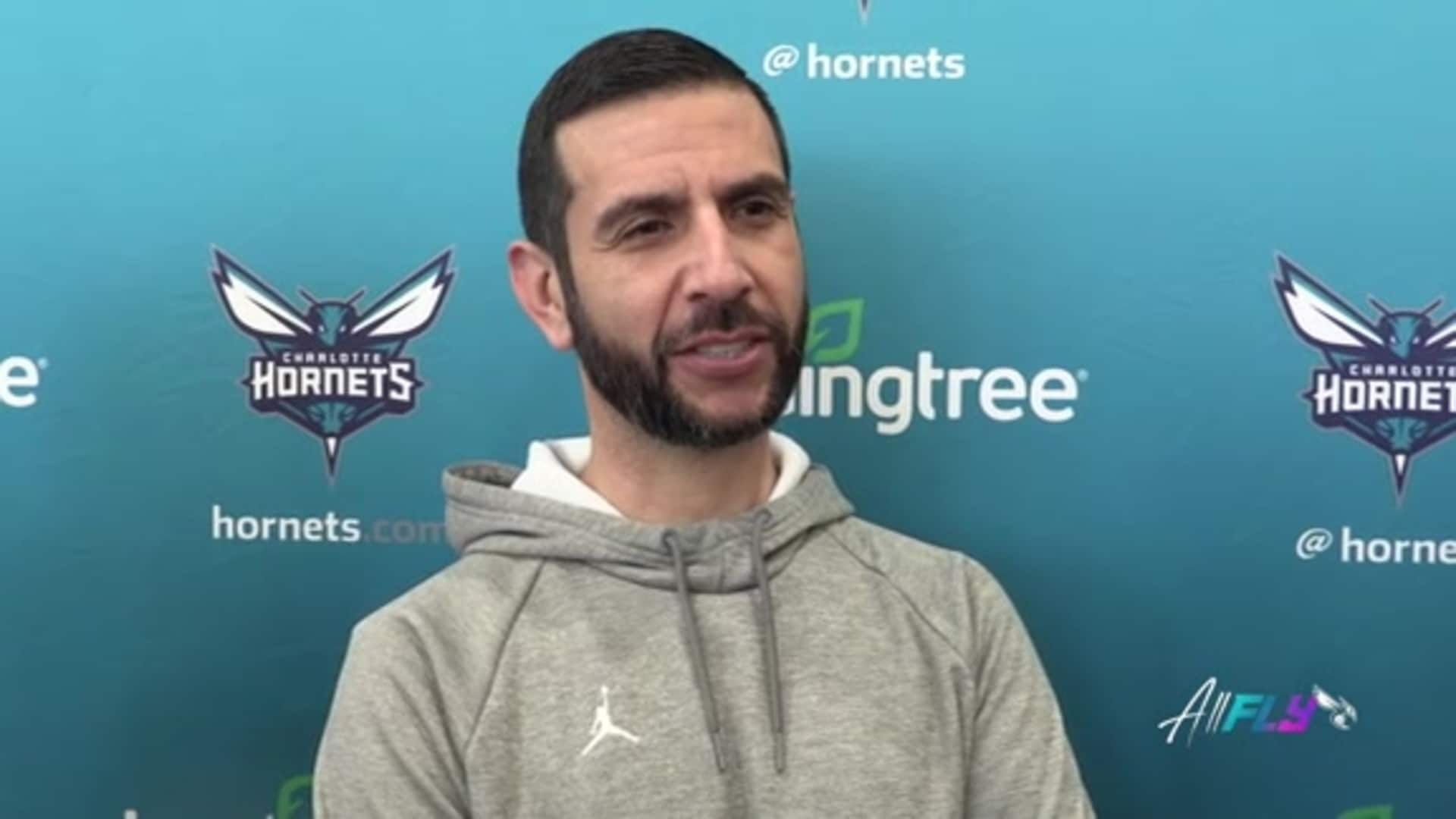 Hornets Practice | James Borrego - 1/17/20