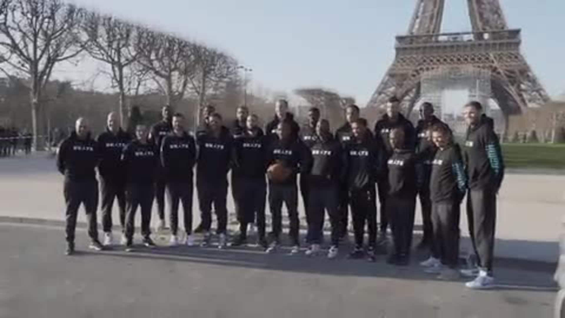 Hornets Paris | Day Two Recap – 1/23/20