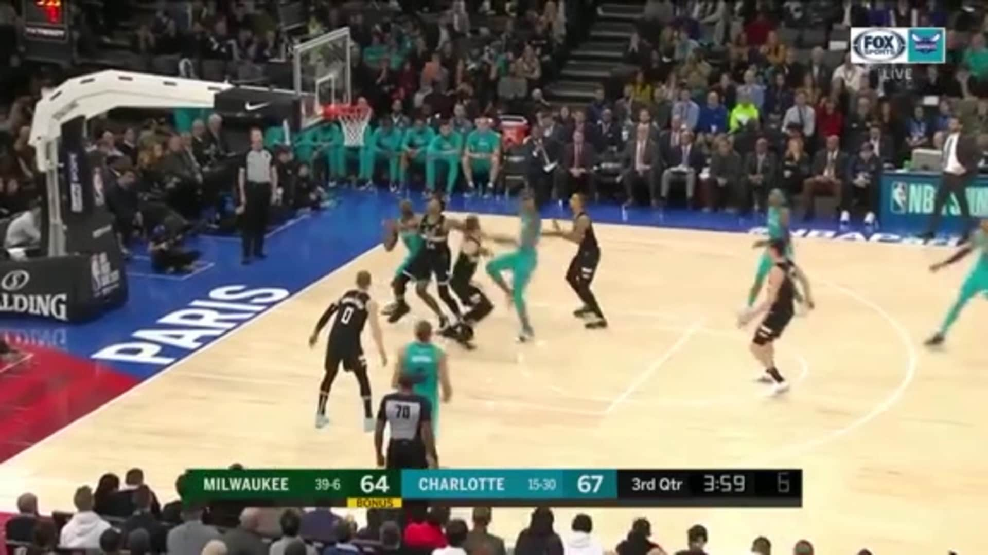 Hornets Highlights | Malik Monk - 1/24/20