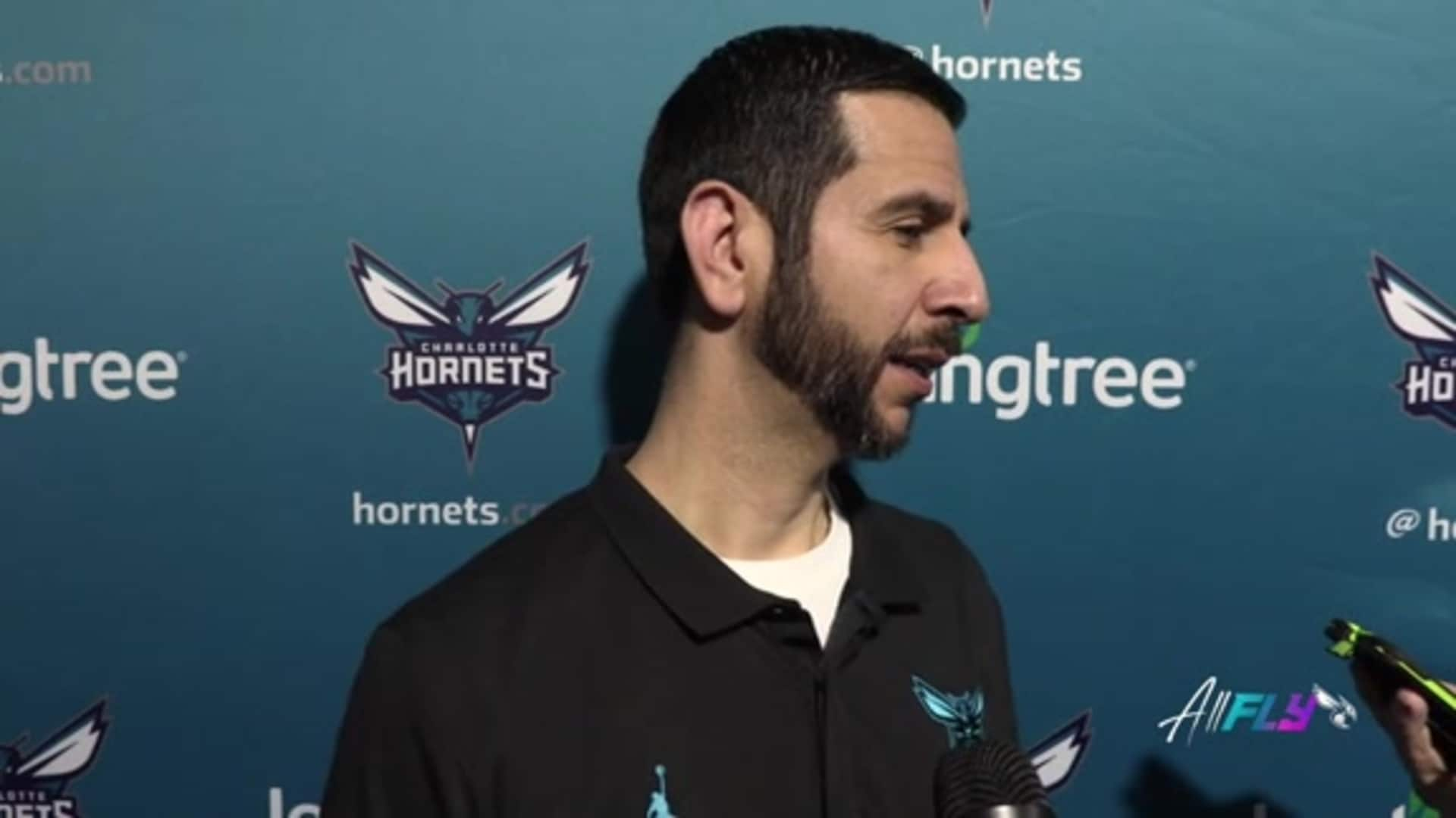 Hornets Pregame | James Borrego - 1/28/20