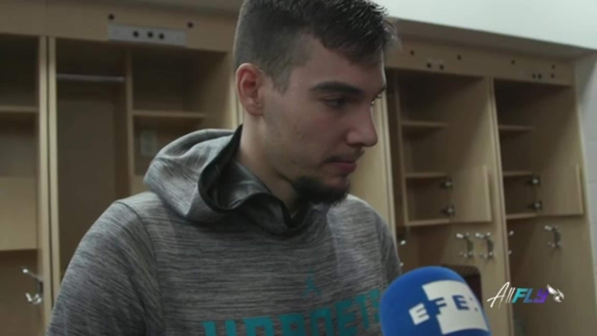 Hornets Postgame | Willy Hernangomez - 2/4/20