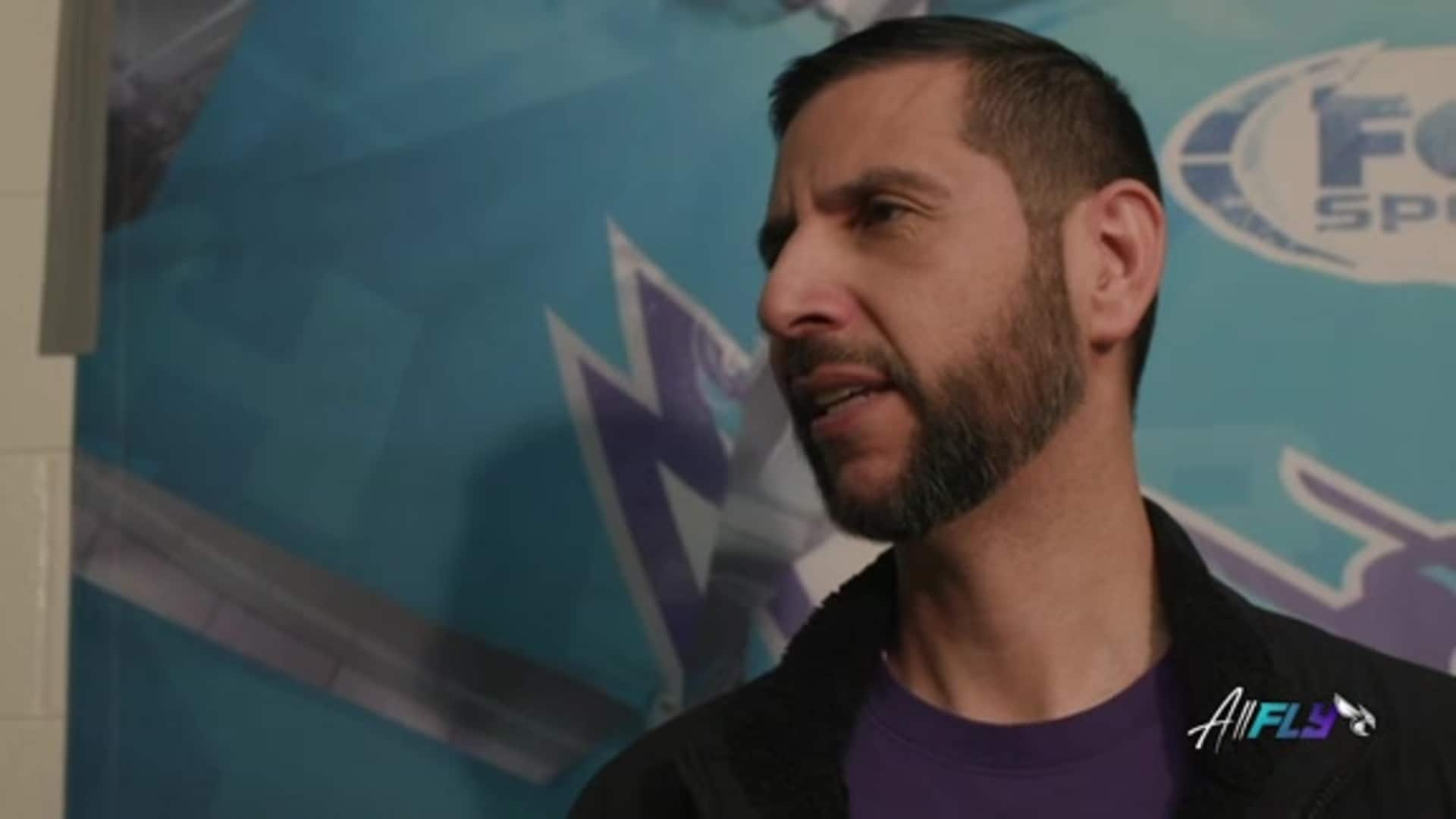 Hornets Pregame | James Borrego - 02.20.20