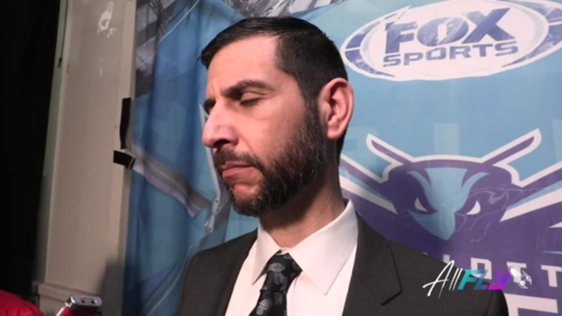 Hornets Postgame | James Borrego - 2/28/20