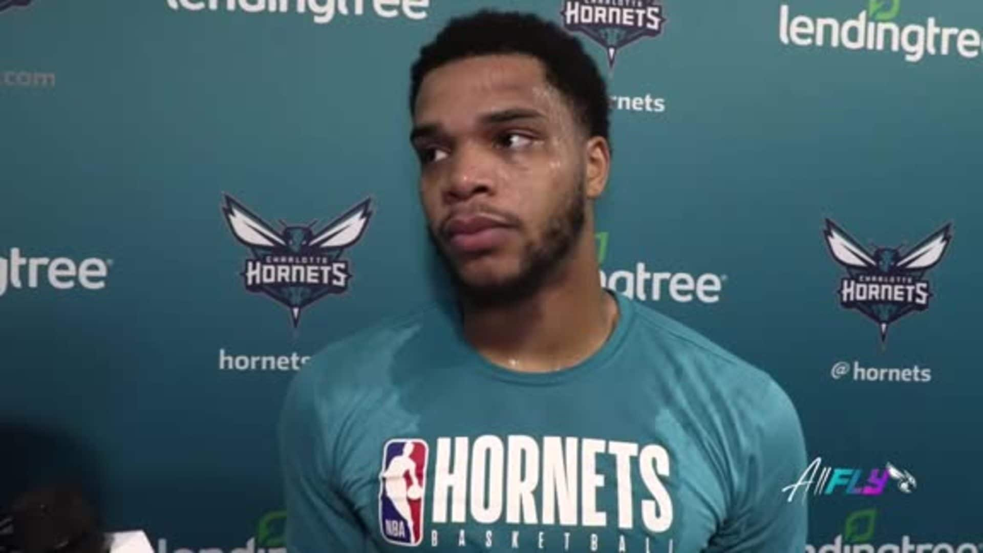 Hornets Shootaround | Miles Bridges - 3/3/20