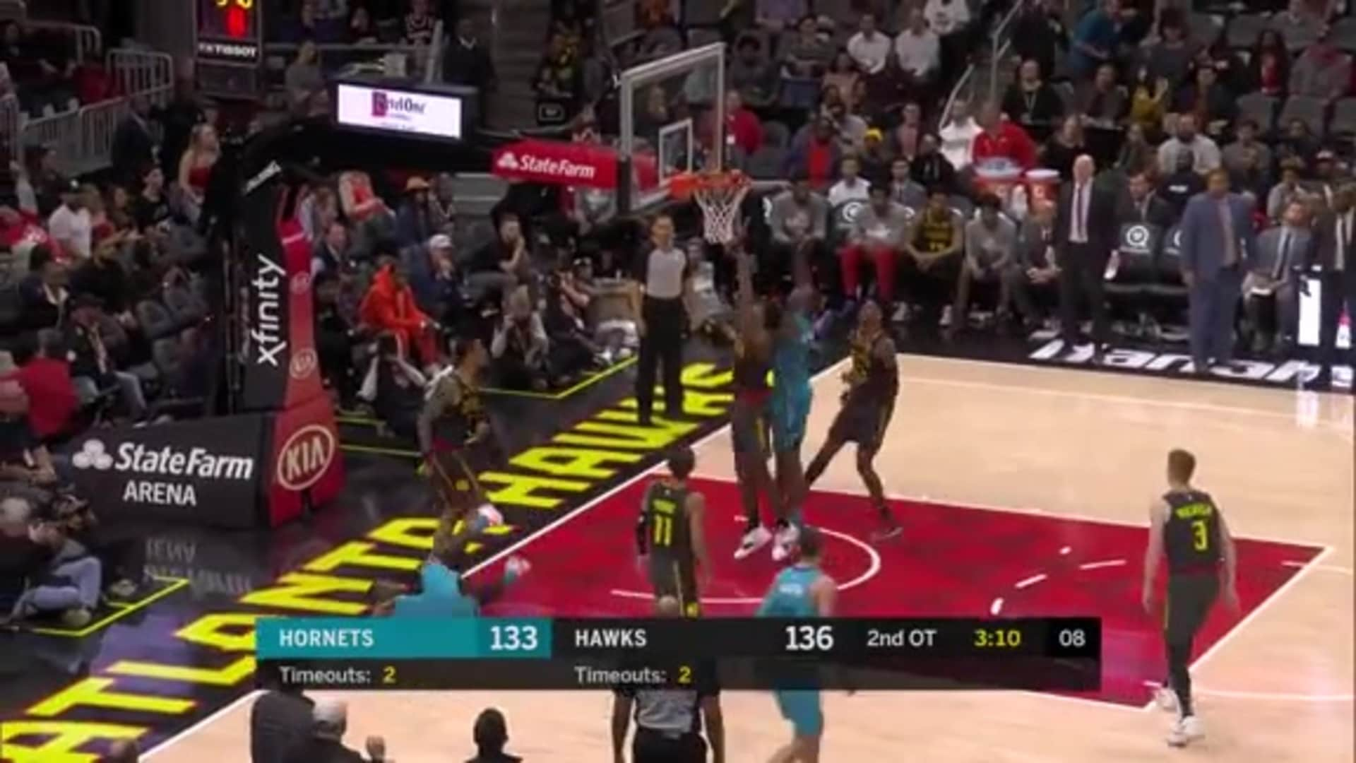 Hornets Highlights   Terry Rozier - 03/09/20