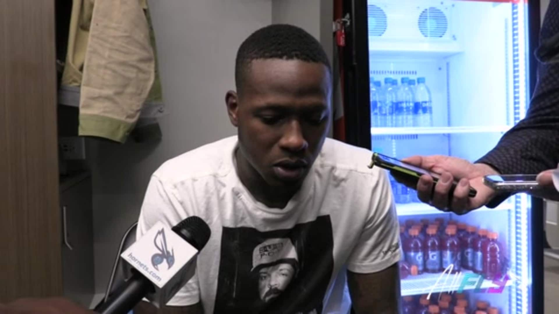 Hornets Postgame | Terry Rozier - 3/9/20