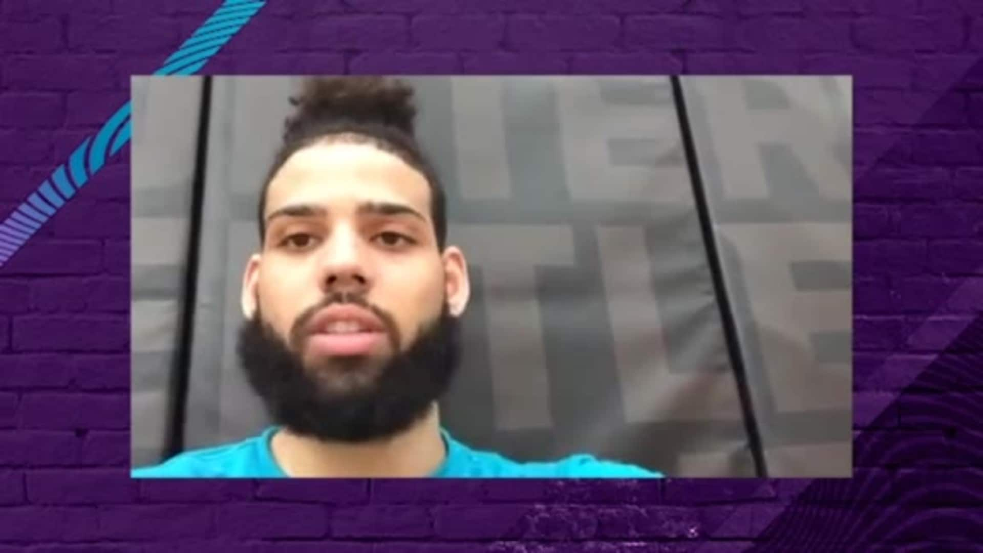 Hornets Virtual Media Scrum | Cody Martin - 5/29/20