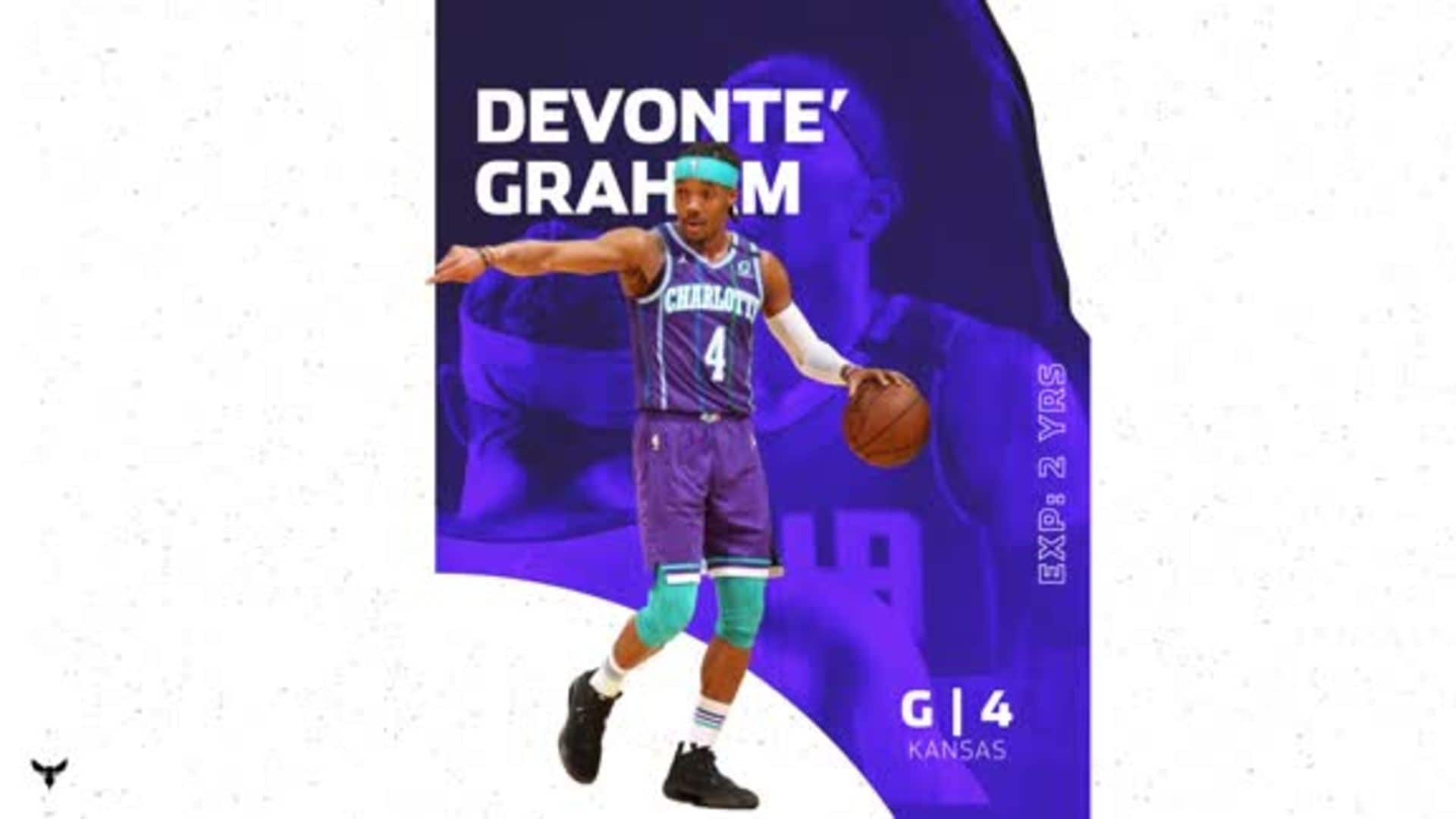 2019-20 Season Recap: Devonte' Graham