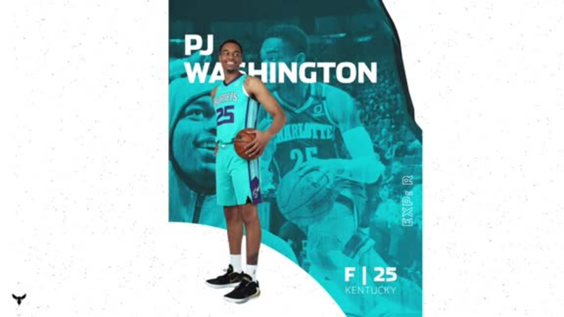 2019-20 Season Recap: PJ Washington