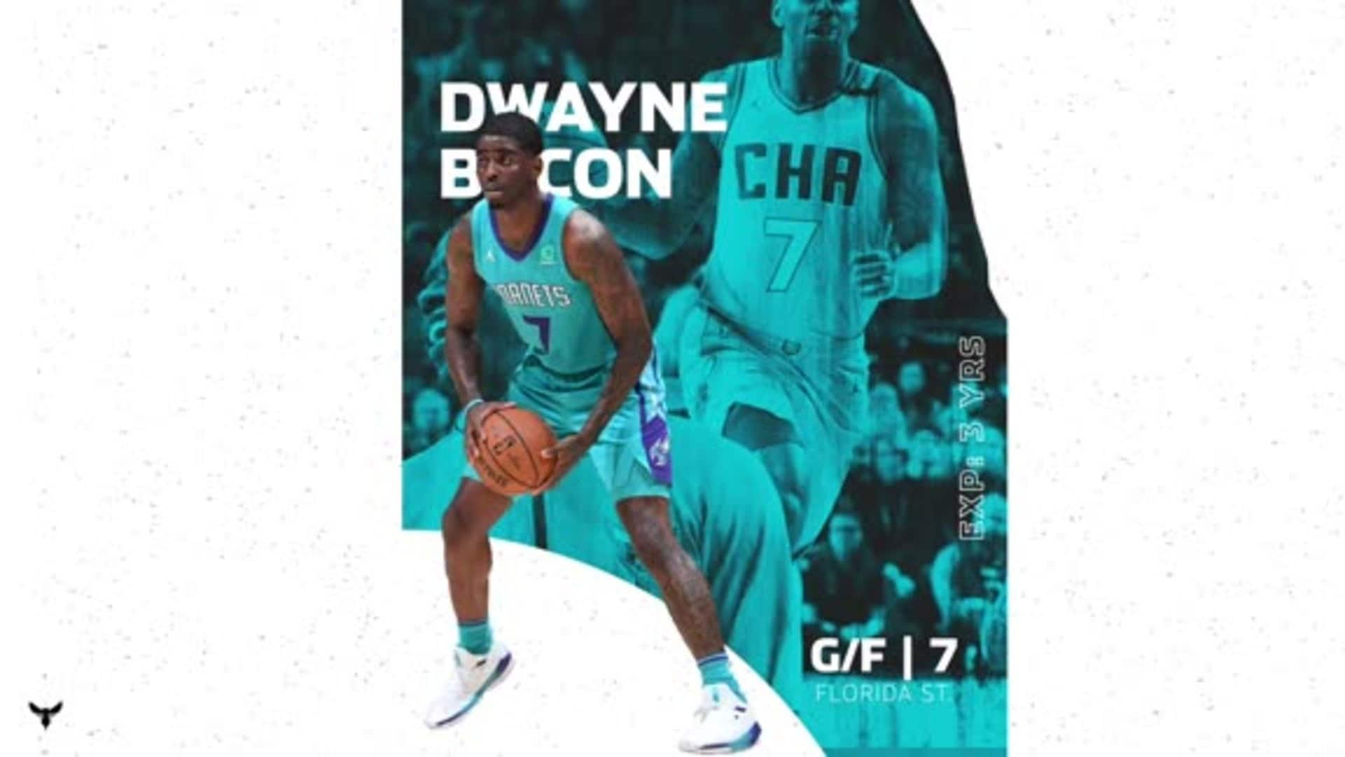 2019-20 Season Recap: Dwayne Bacon
