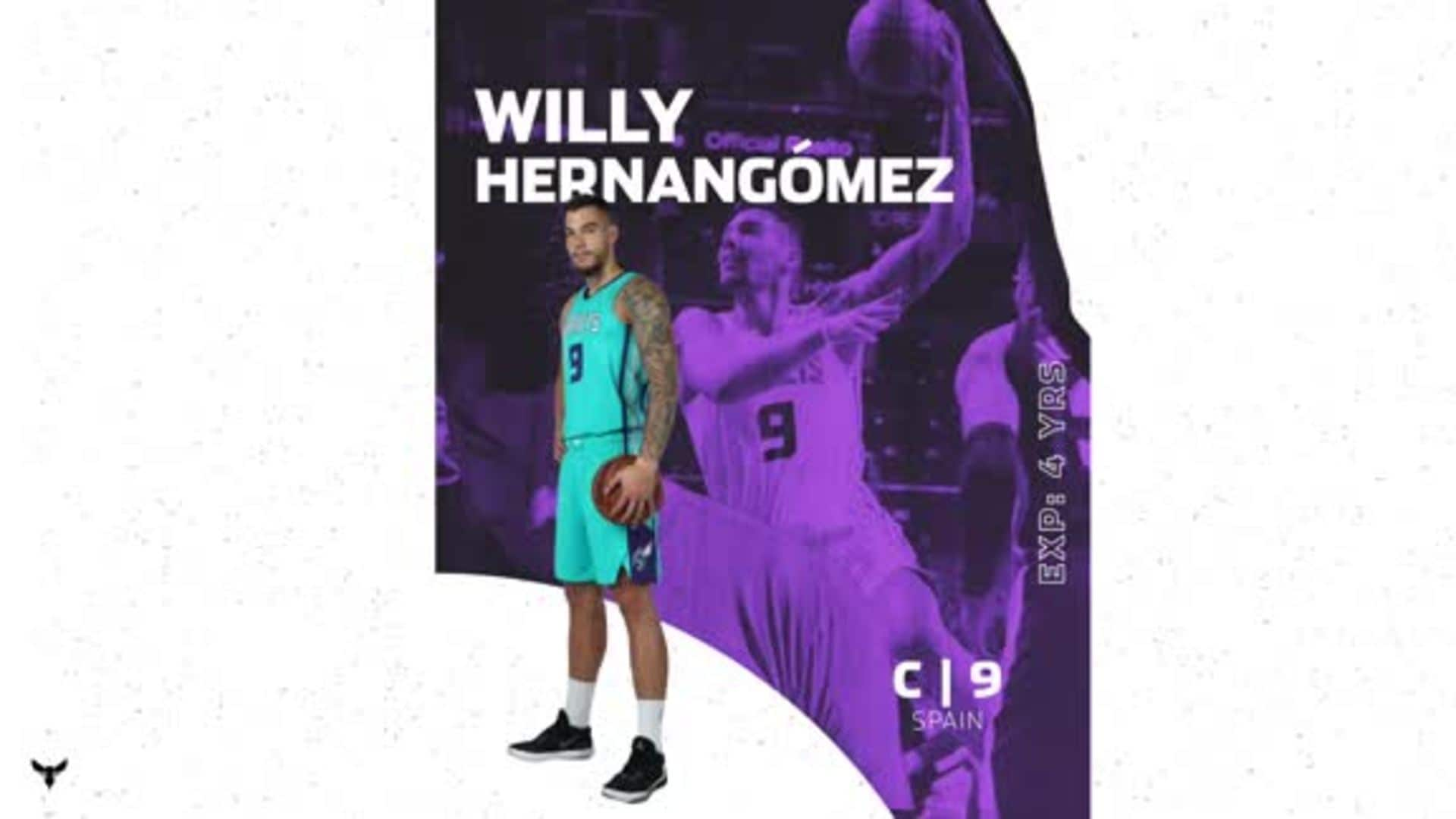2019-20 Season Recap: Willy Hernangomez