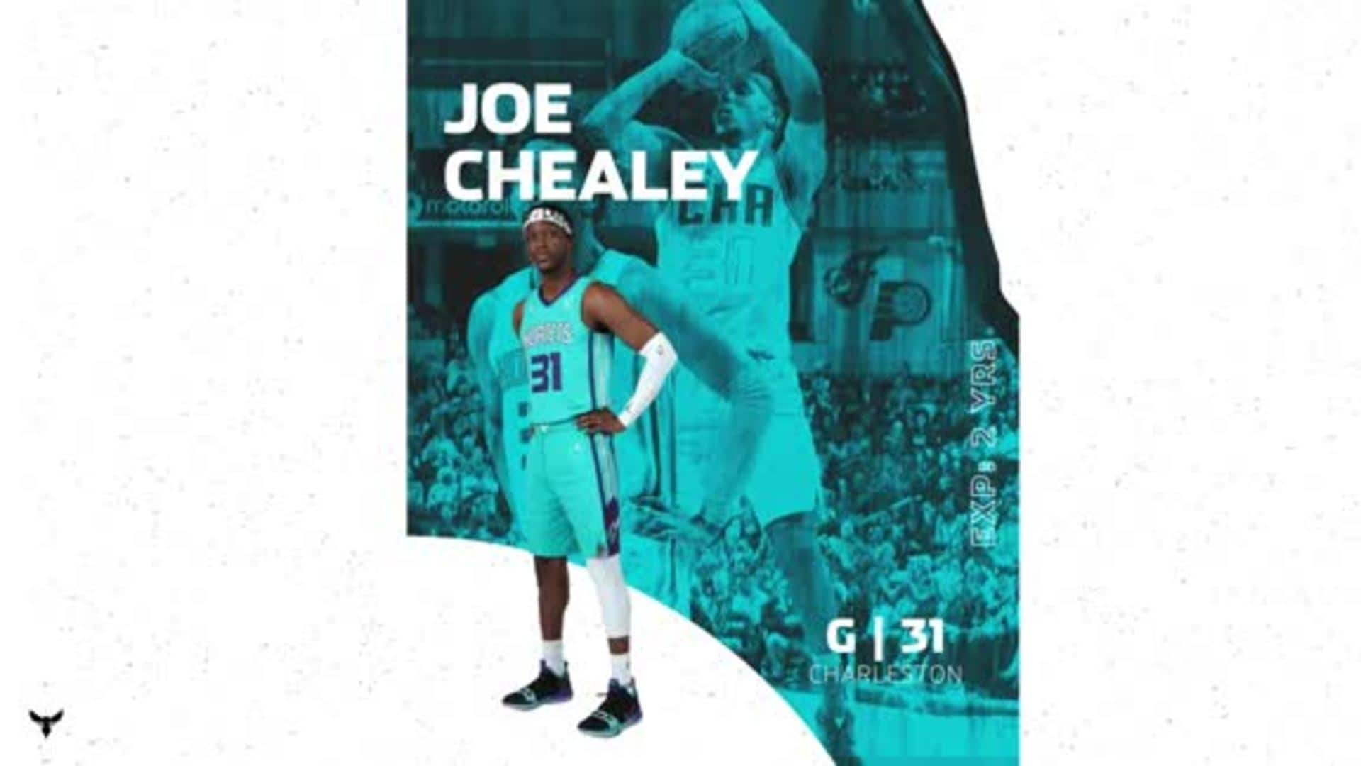 2019-20 Season Recap: Joe Chealey