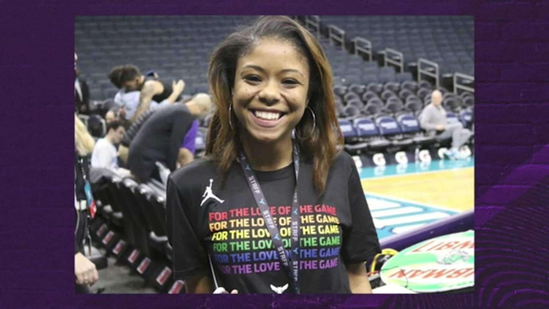 Mentor Mondays - Senior Coordinator of Corporate Social Responsibility Gabby Sims