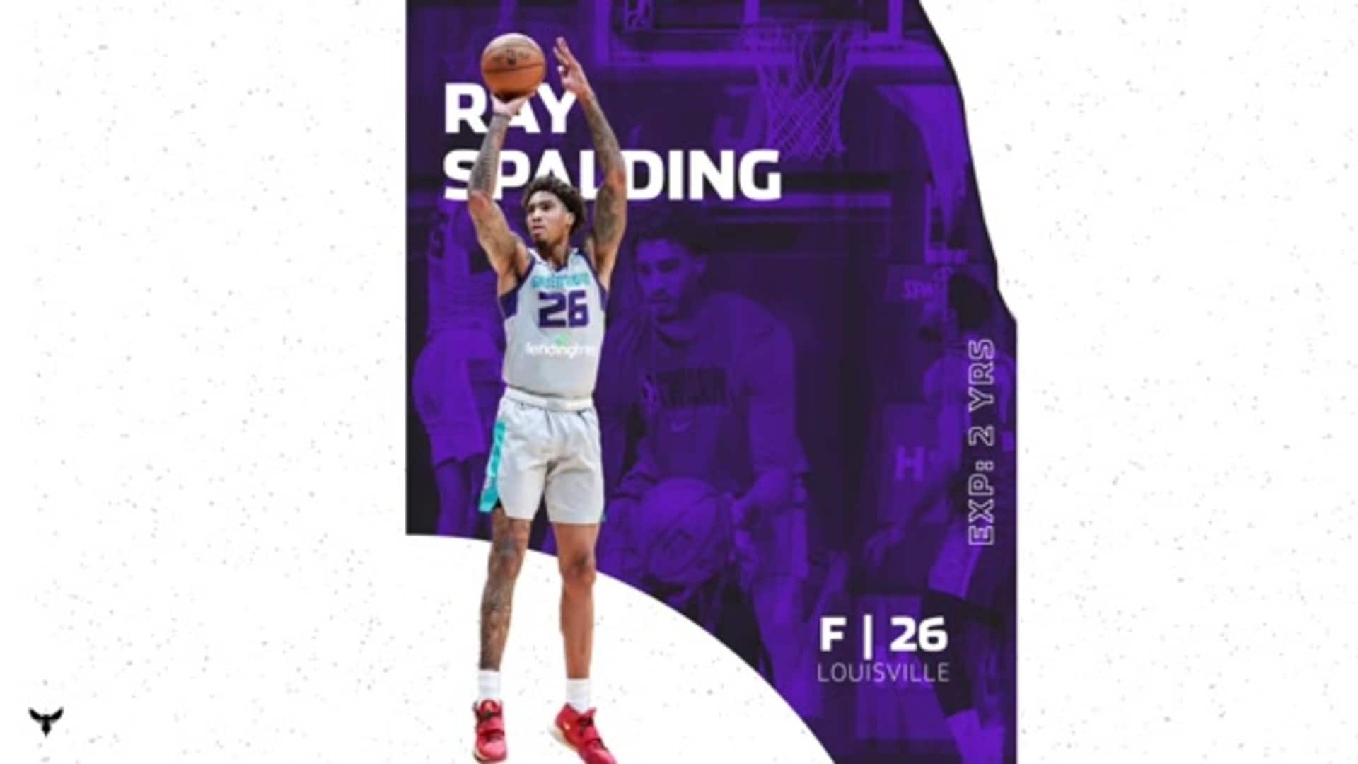 2019-20 Season Recap: Ray Spalding