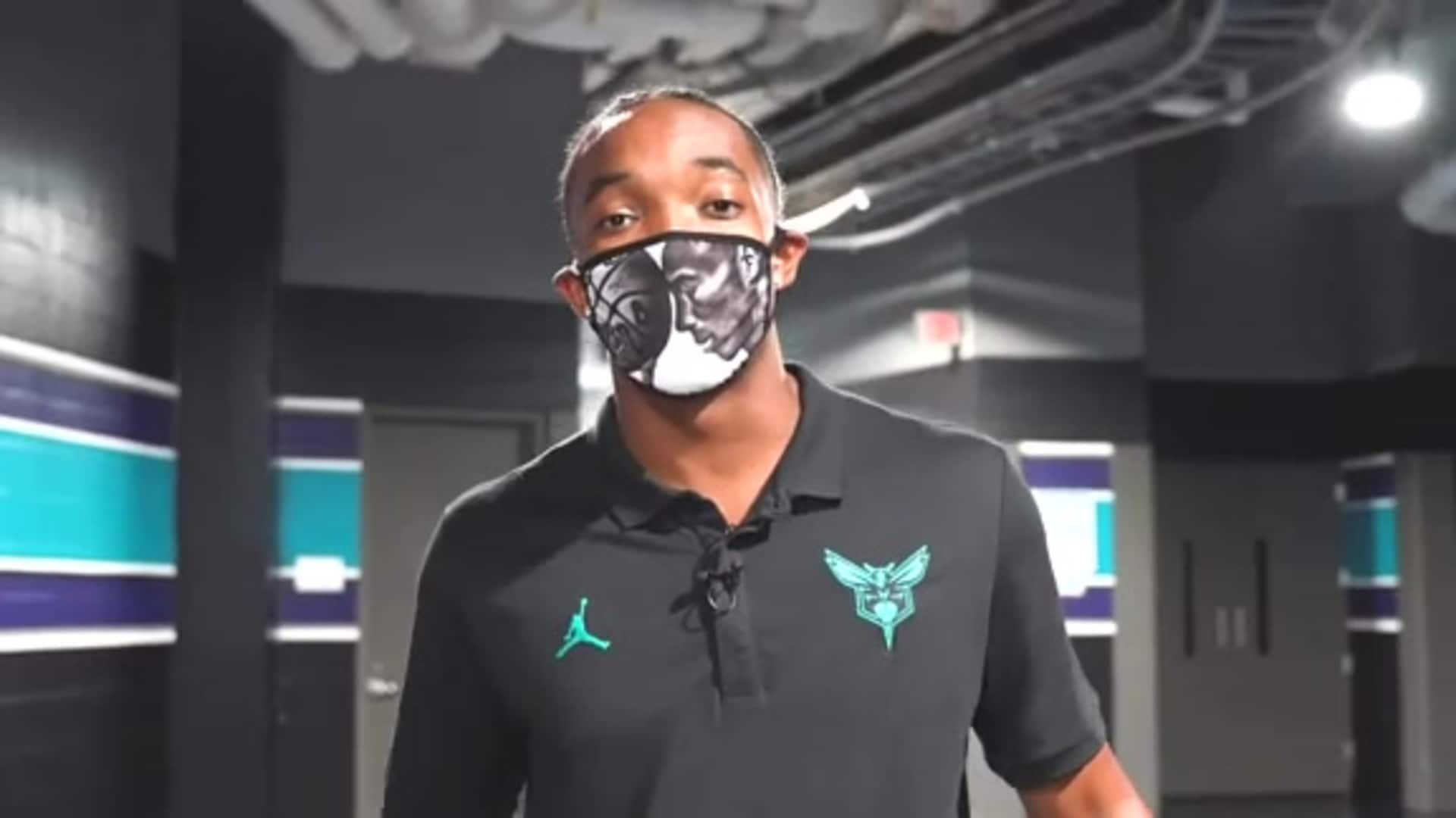 Behind the Scenes with Devonte' Post Lottery
