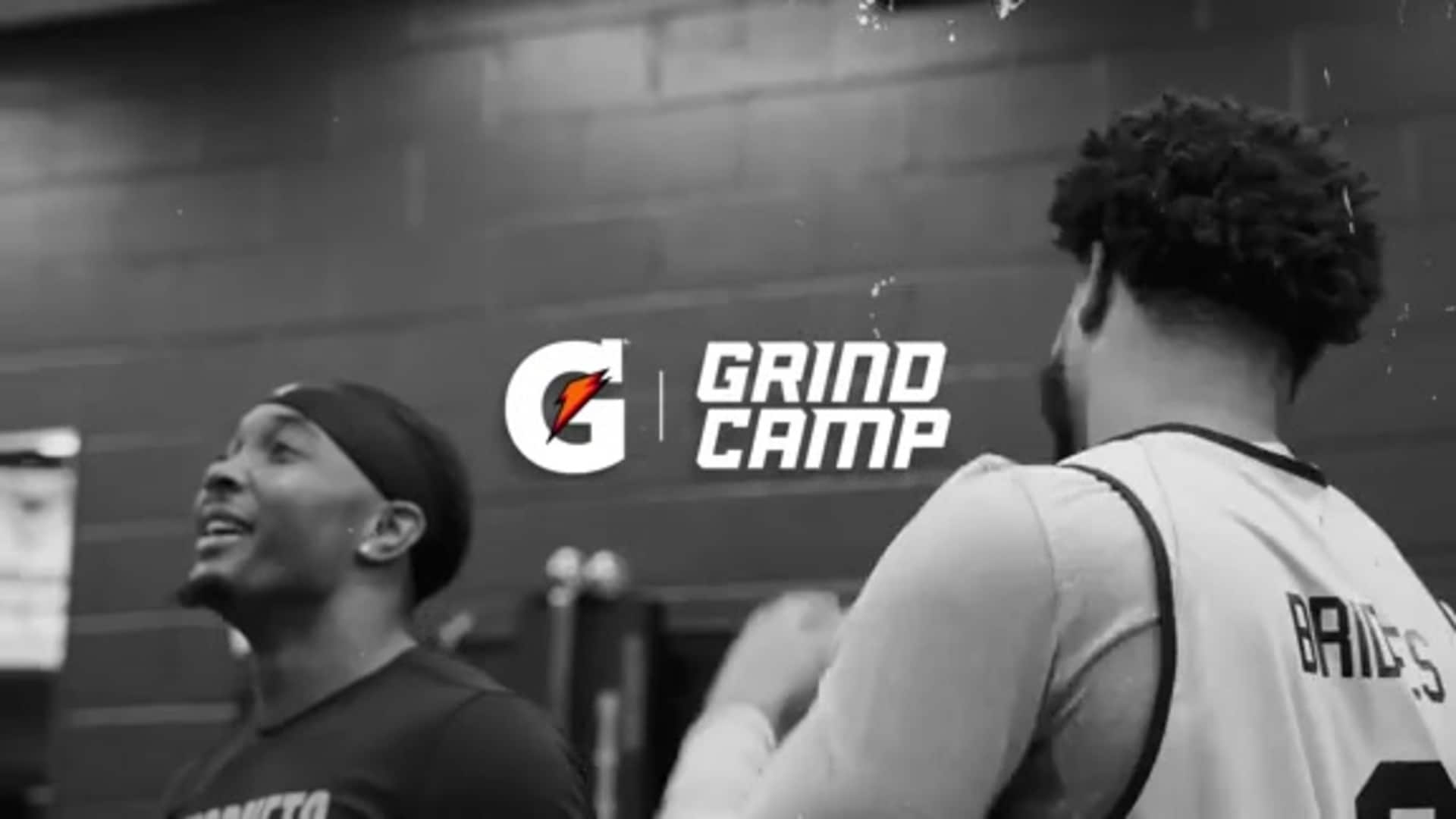 Week 1 a Wrap at Gatorade Grind Camp