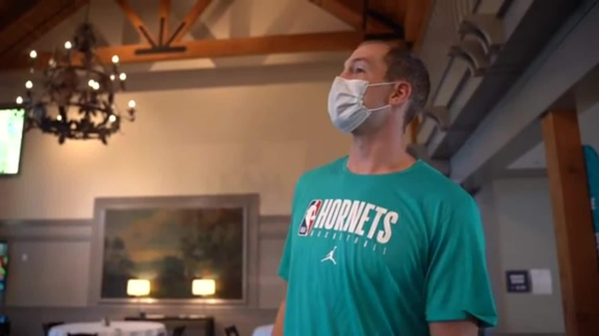Zeller Shows Us Around the Bubble