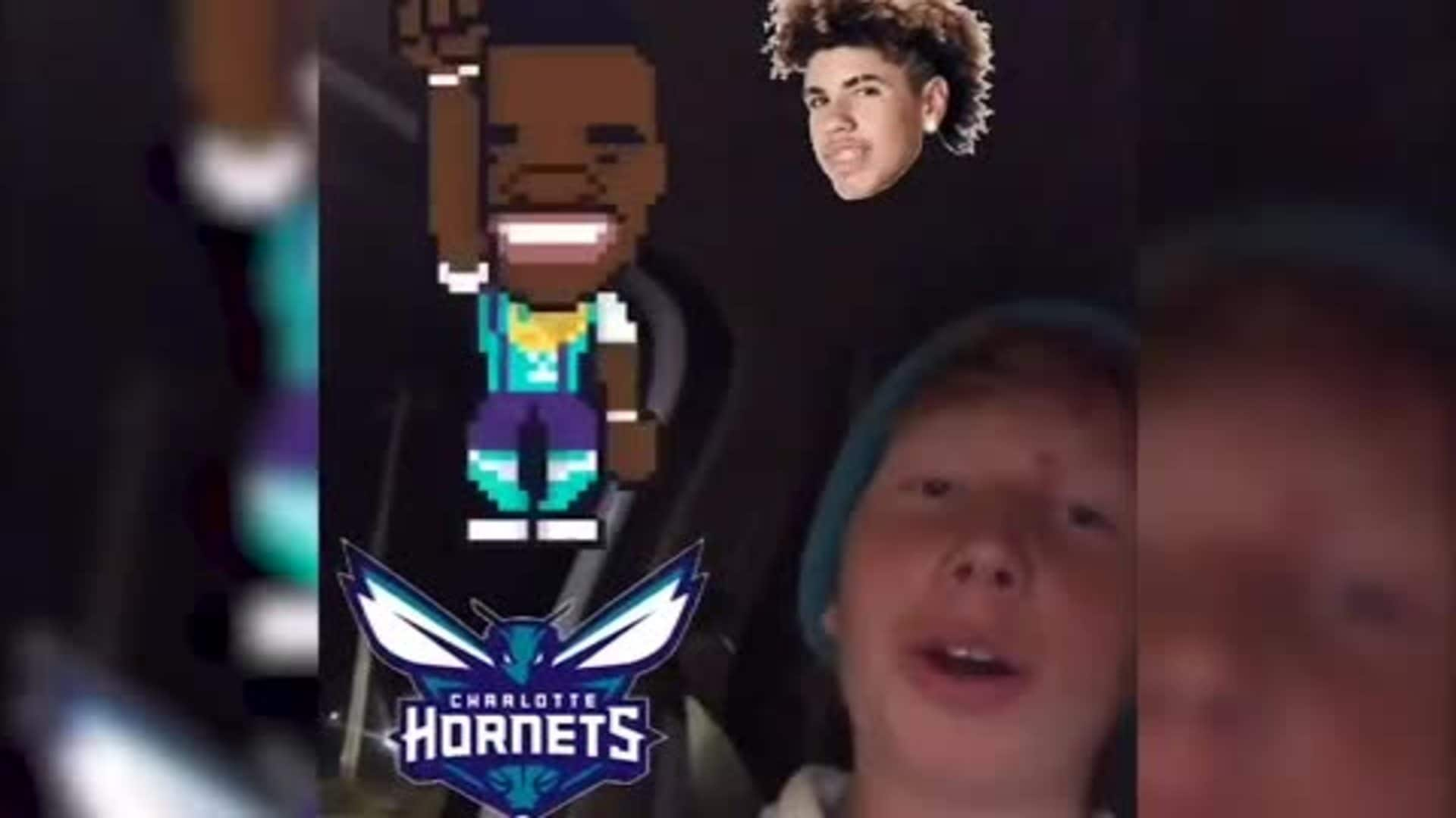 Buzz City Reacts to Drafting LaMelo Ball