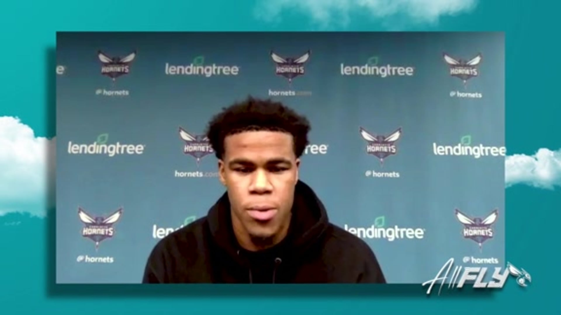 Hornets Media Availability | Vernon Carey Jr. - 12/5/20