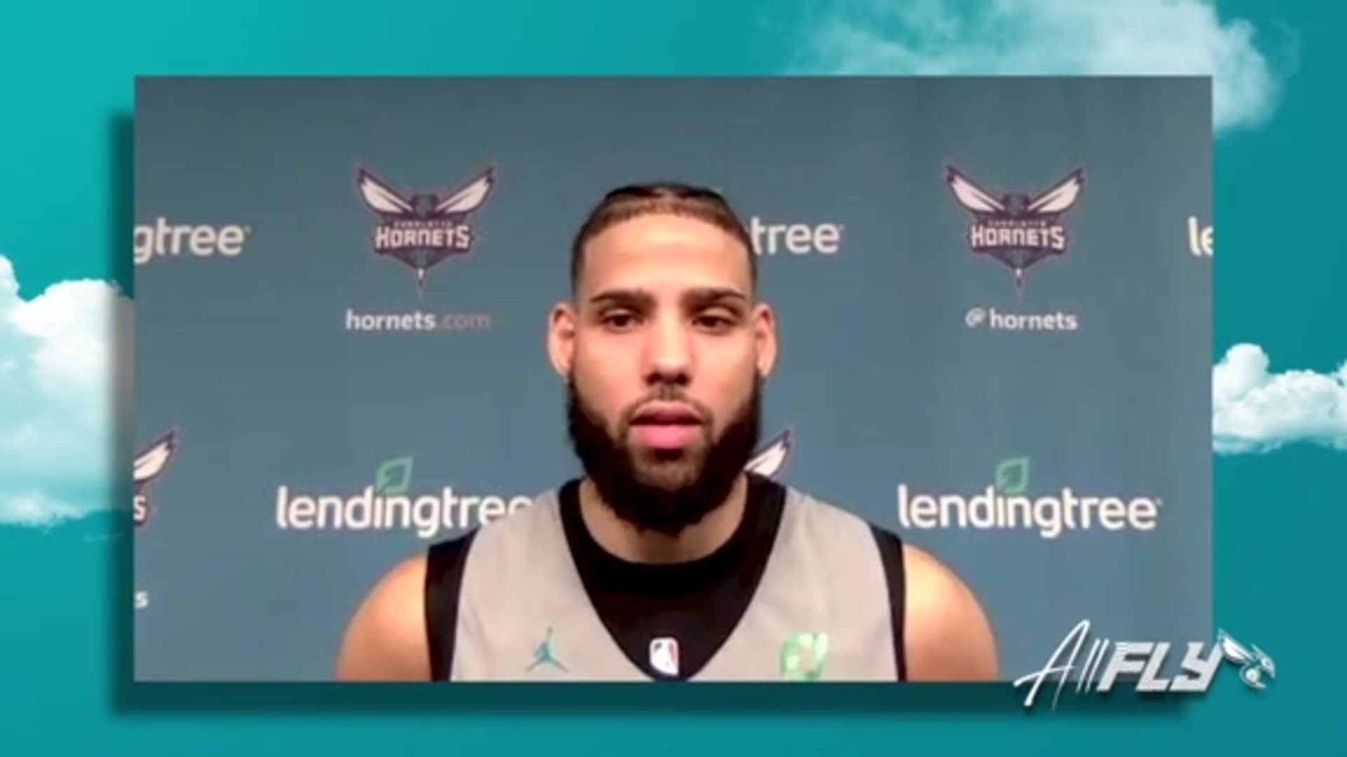 Hornets Media Availability | Caleb Martin - 12/5/20
