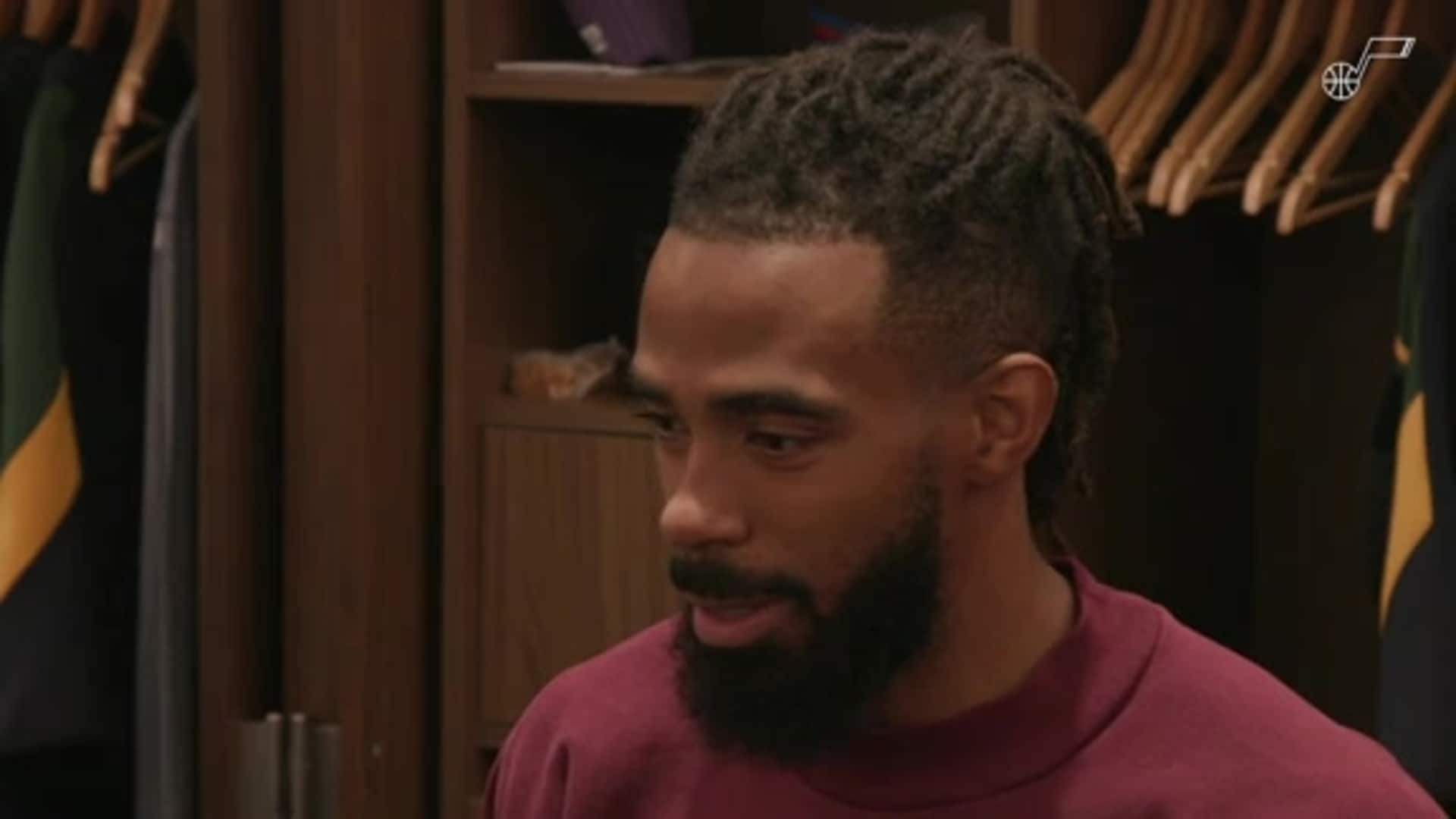 Postgame Interviews, 11.8 — Mike Conley