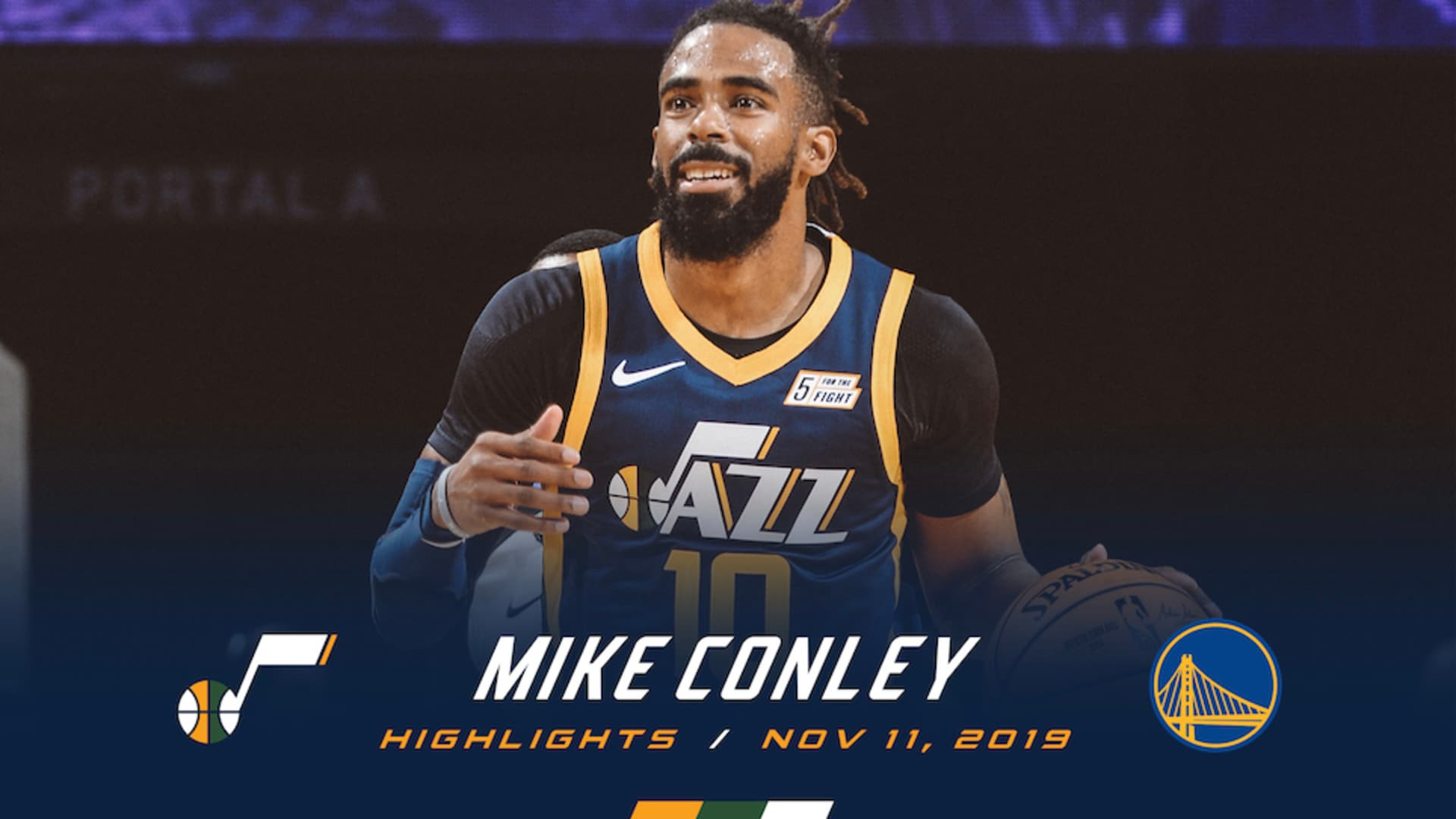 Highlights: Mike Conley - 22 points, 7 assists