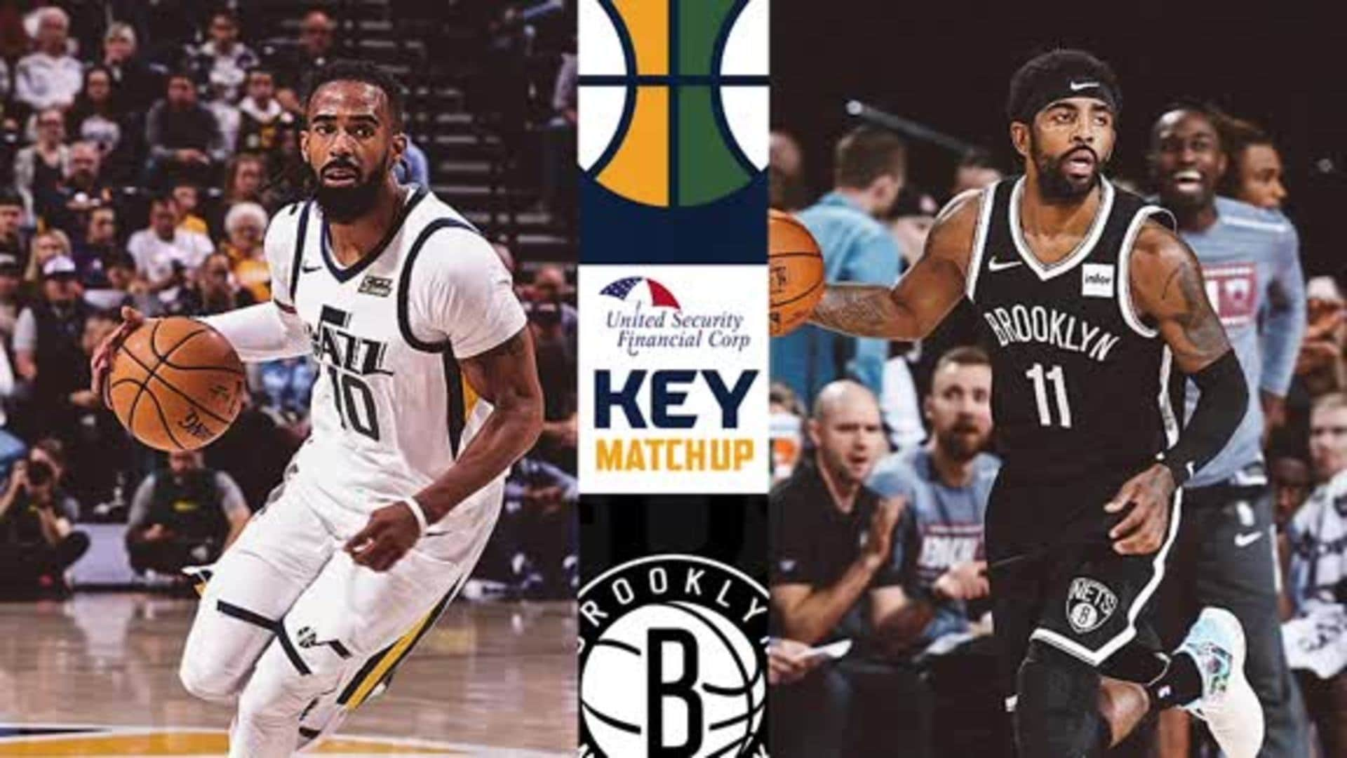 Conley vs. Irving - Key Matchup