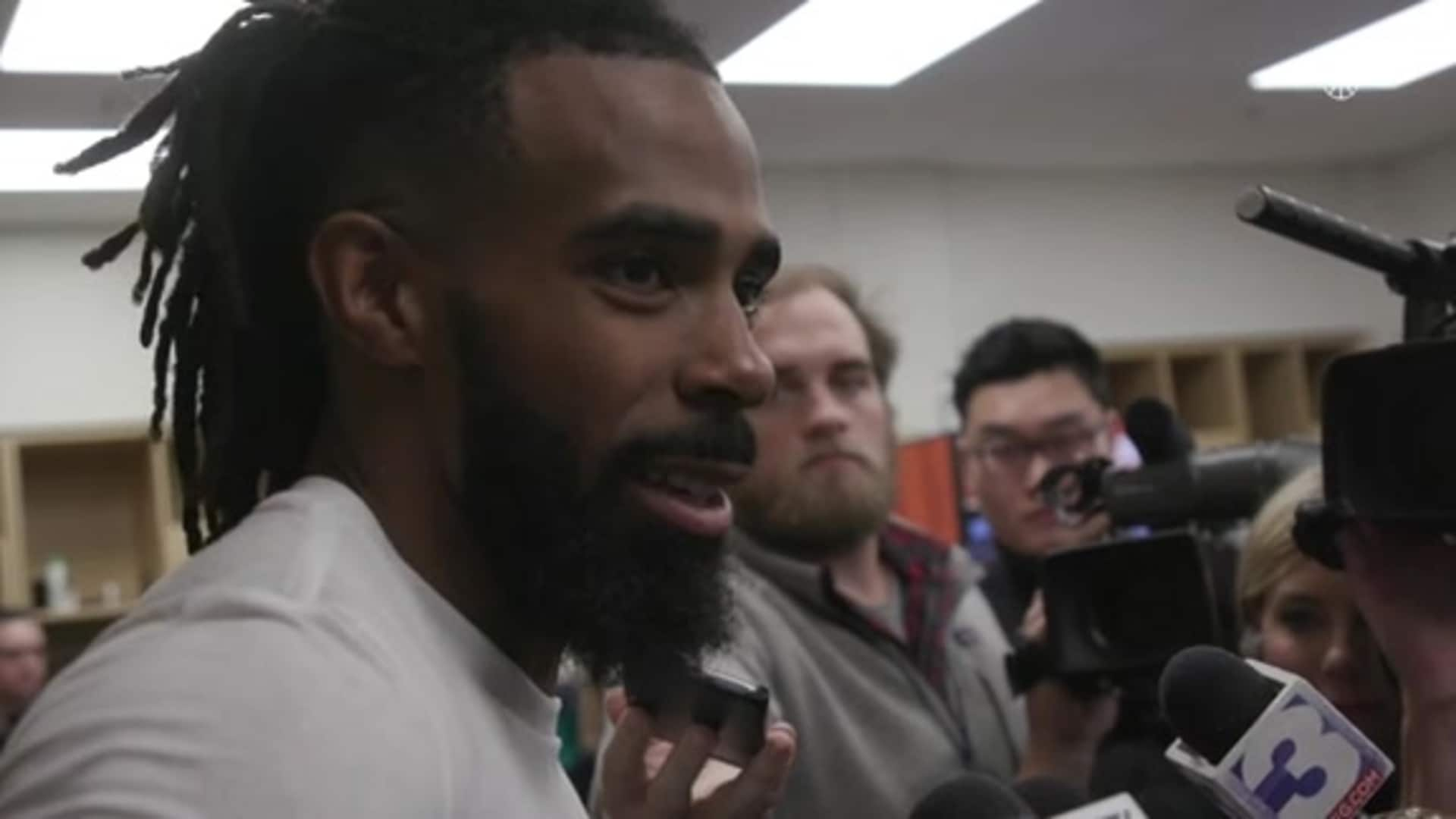 Postgame Interviews, 11.15—Mike Conley