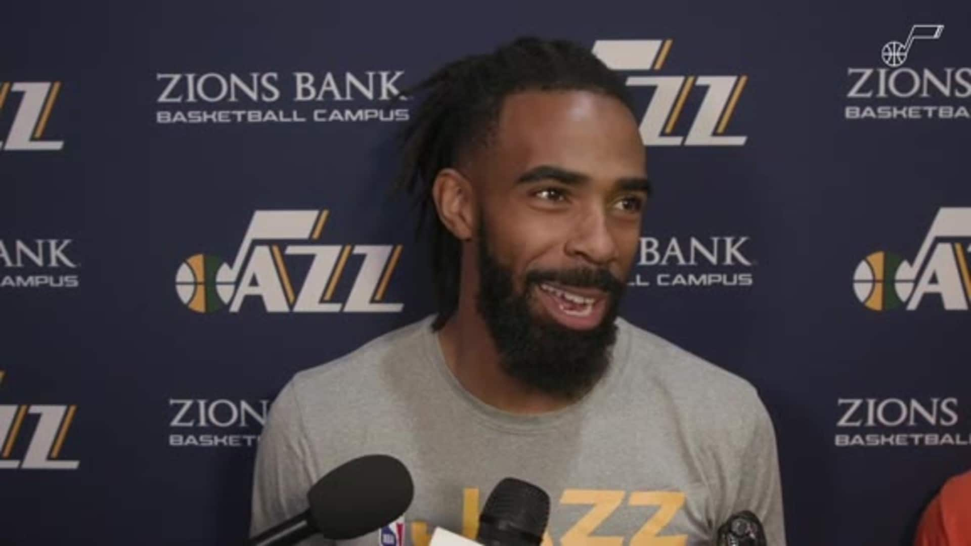 Shootaround Interviews, 11.18 — Mike Conley