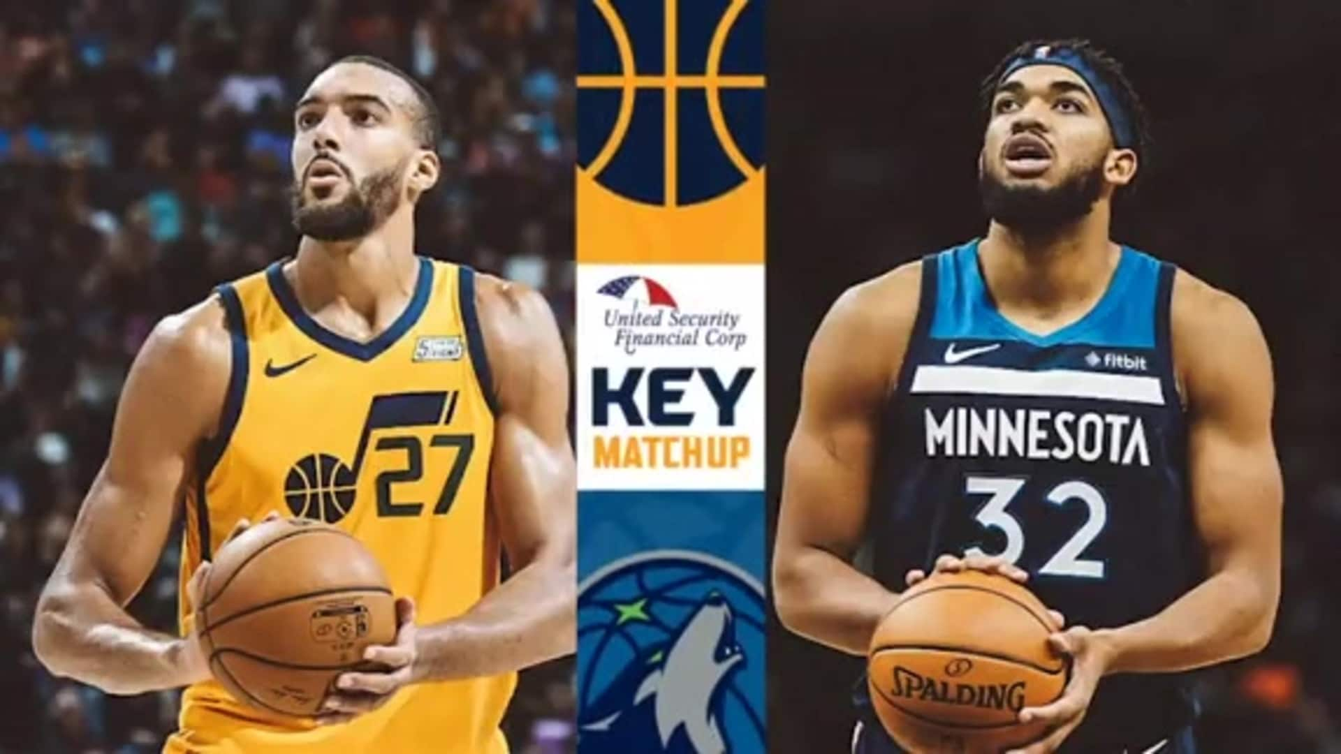 Rudy Gobert vs. Karl-Anthony Towns–Key Matchup