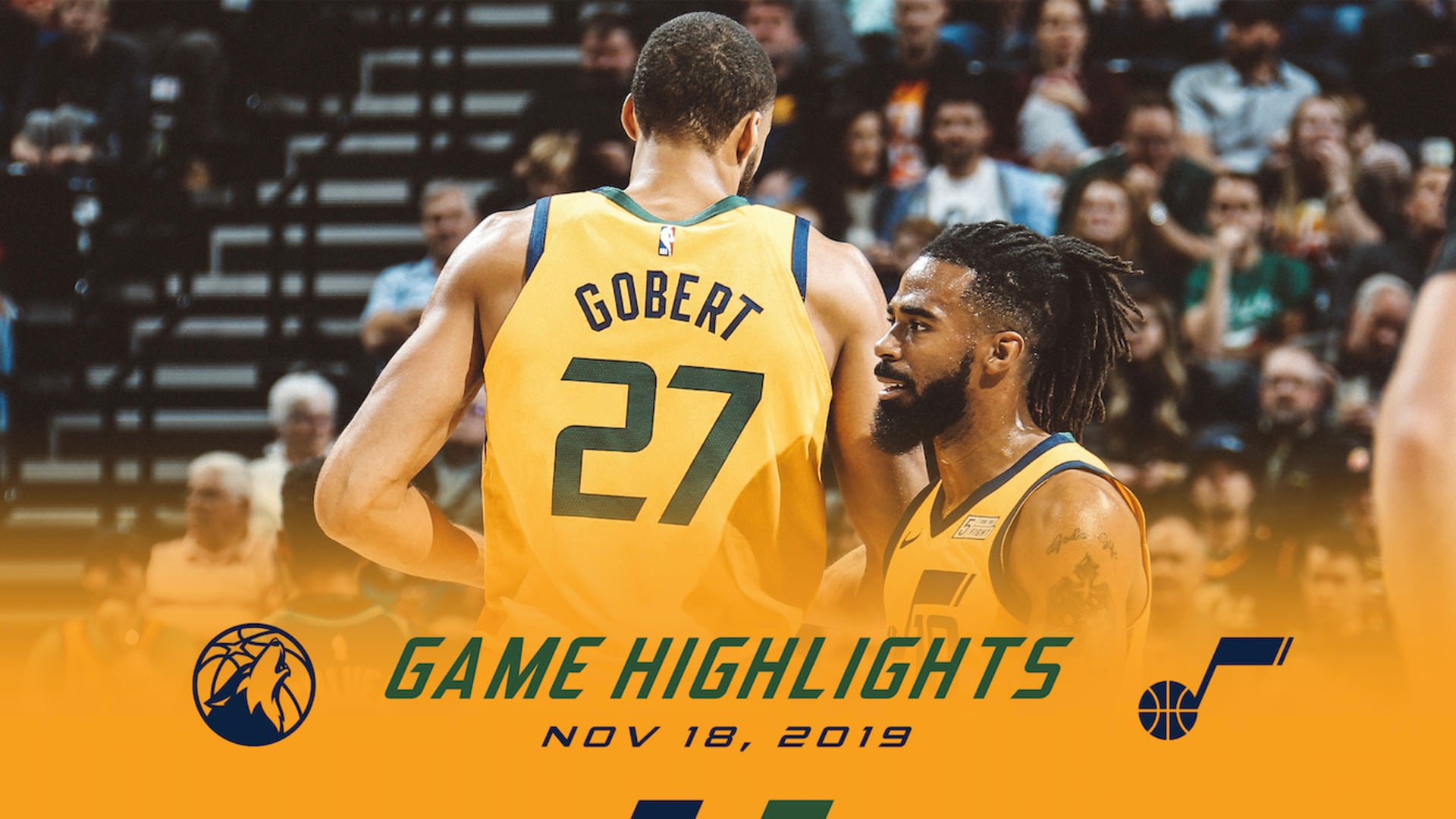 Highlights: Jazz 102 | Timberwolves 112