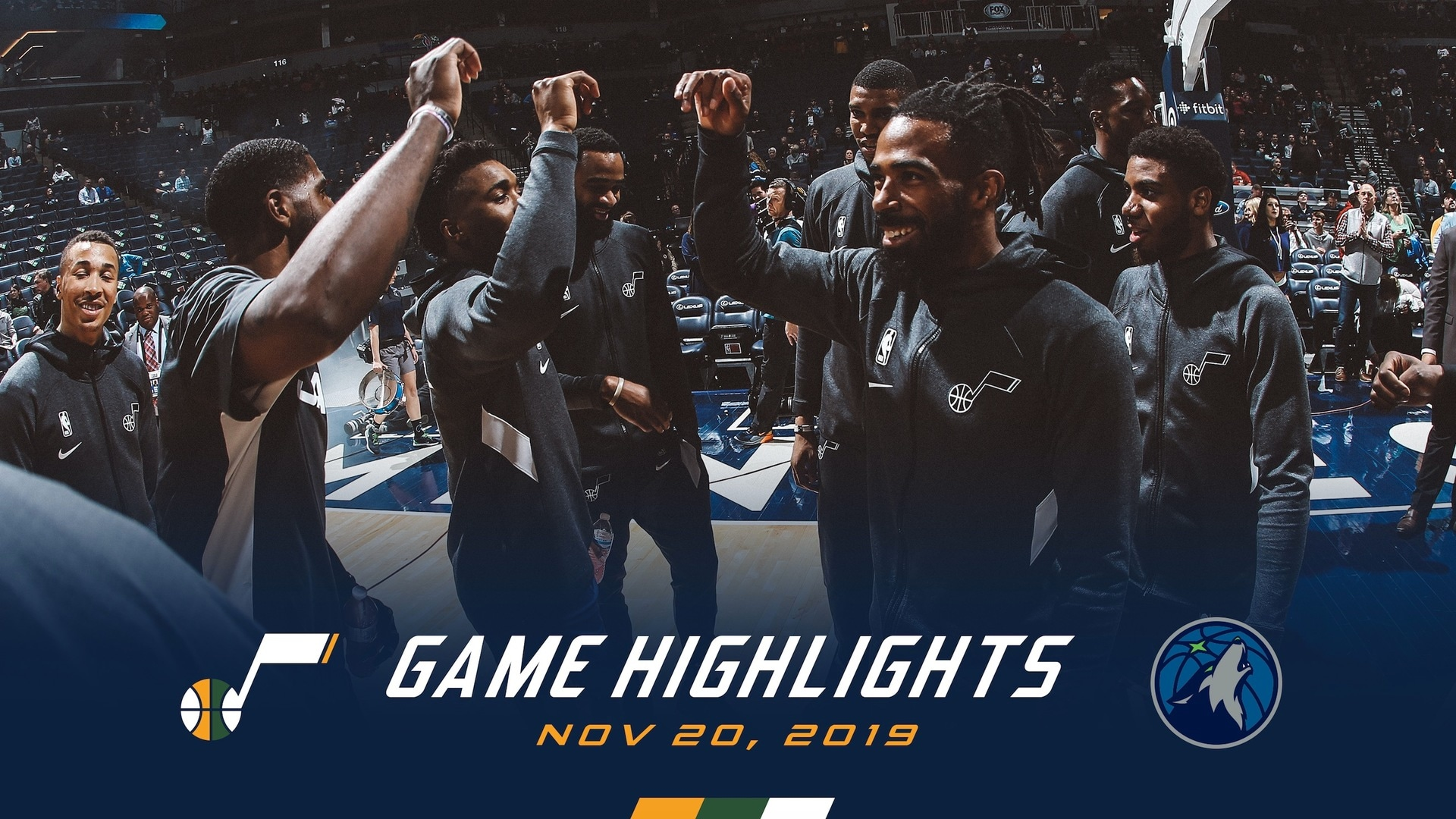 Highlights: Jazz 103 | Timberwolves 95