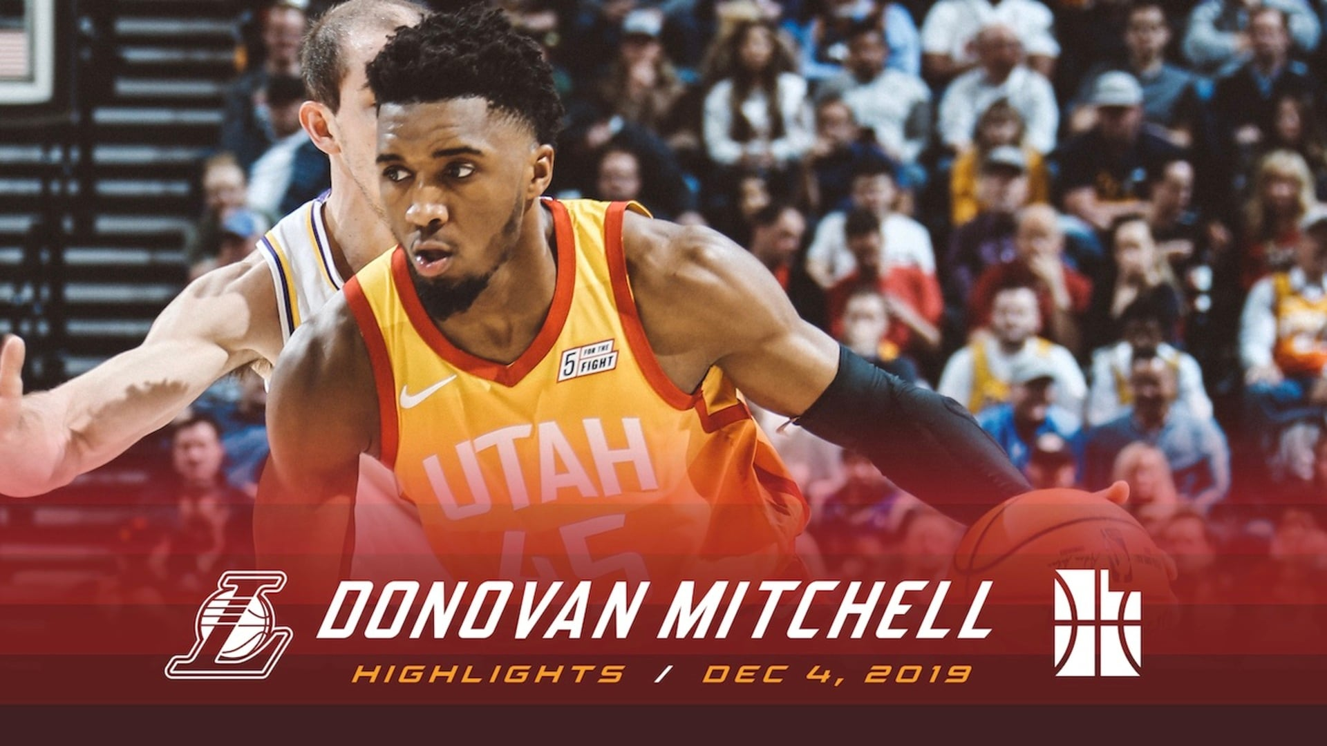Highlights: Donovan Mitchell — 29 points, 5 assists