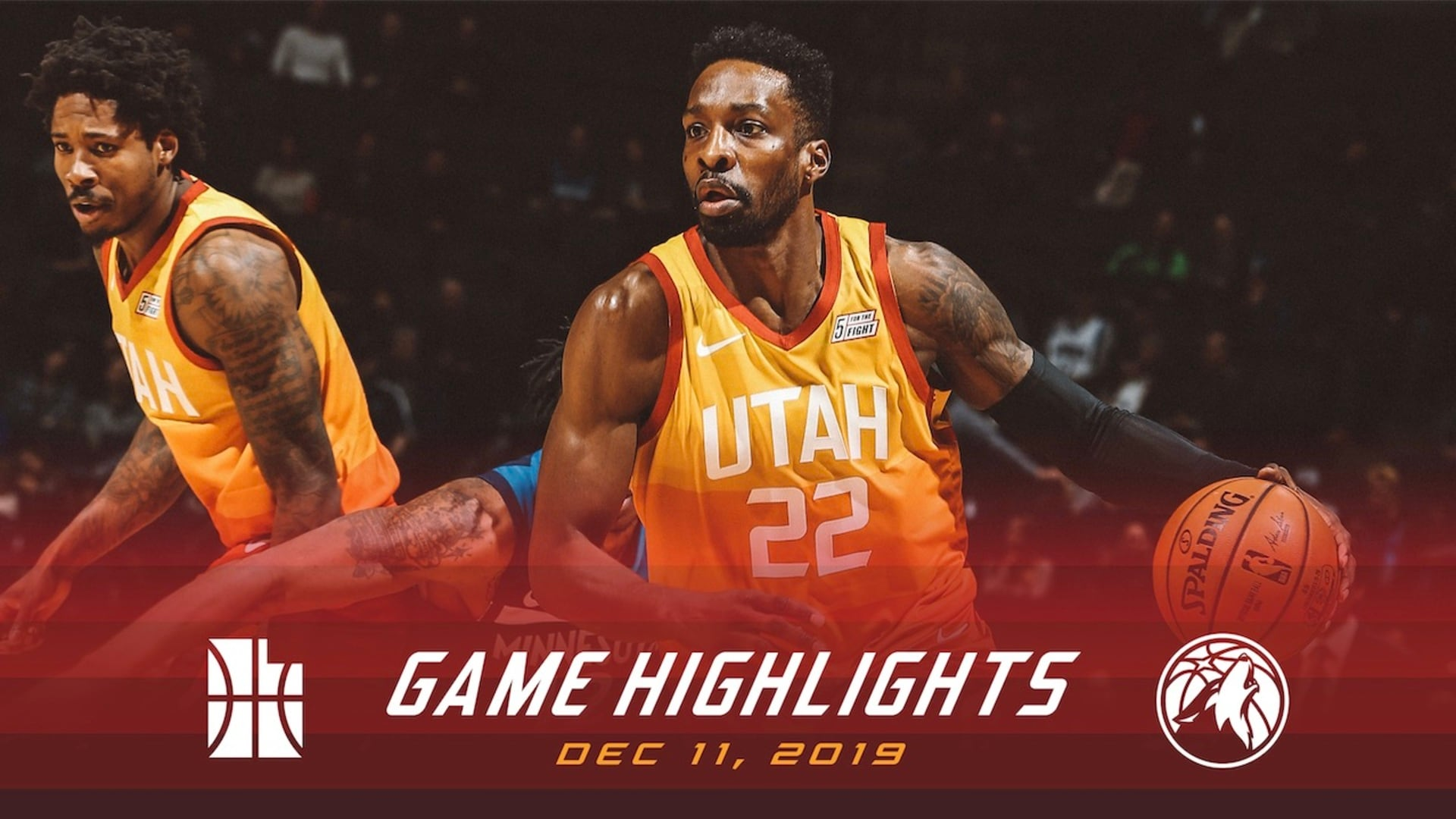 Highlights: Jazz 127 | Timberwolves 116
