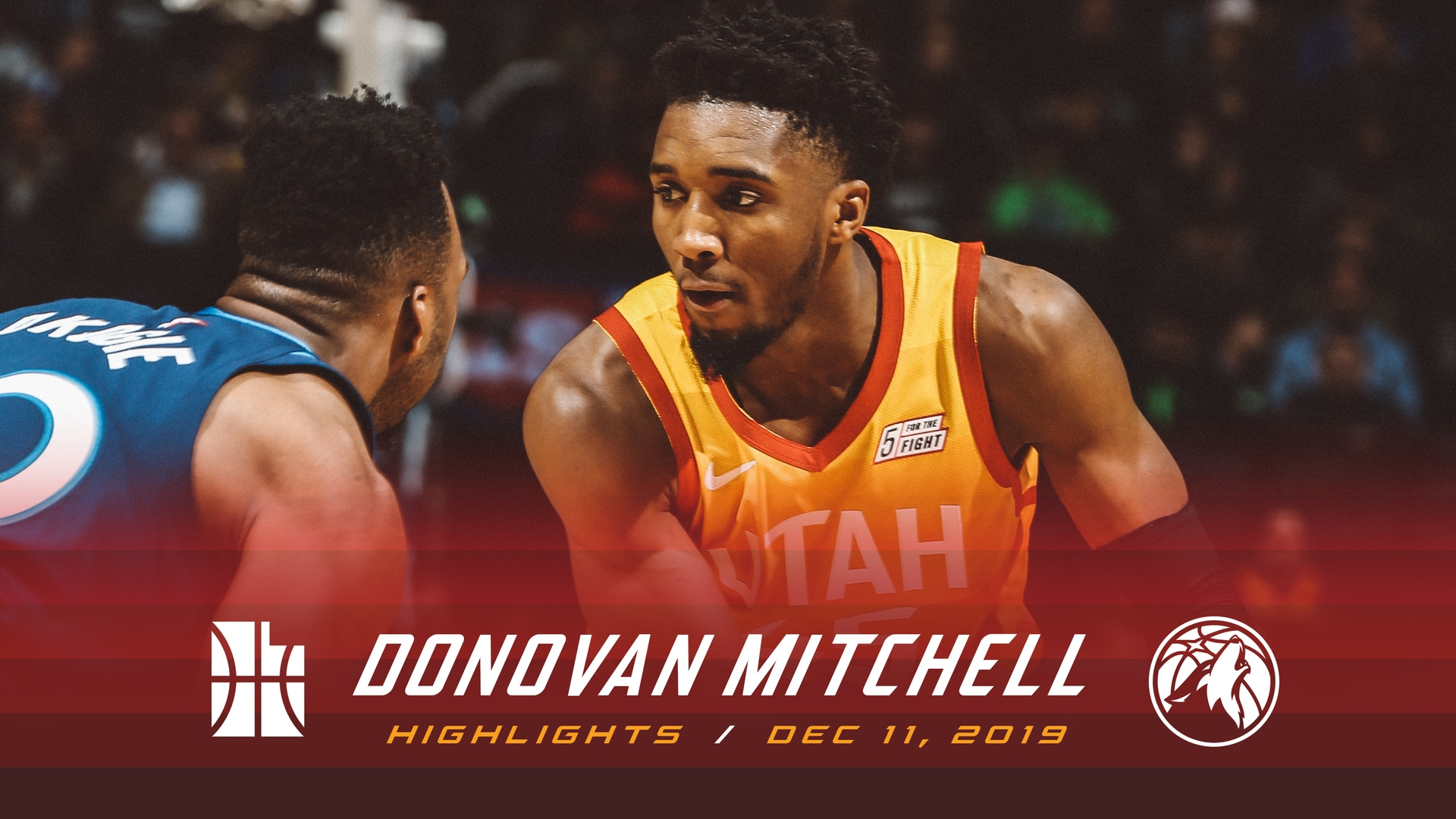 Highlights: Donovan Mitchell — 30 points, 6 assists